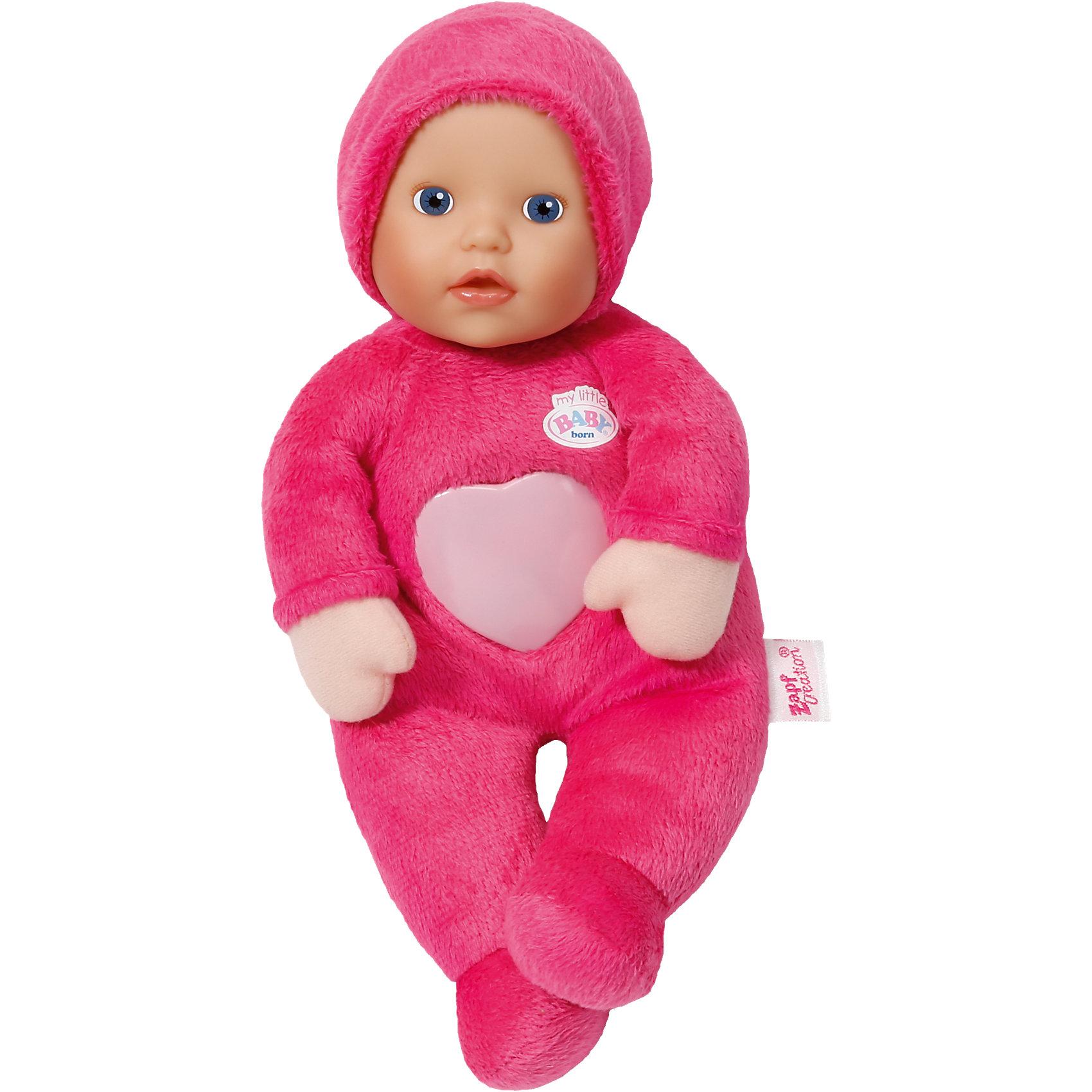 Кукла Супермягкая, музыкальная, 30 см, my little BABY born, в ассортименте