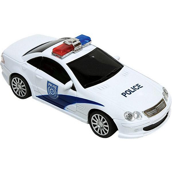 Автомобиль City Police, на р/у, Mioshi TechРадиоуправляемые машины<br>Автомобиль City Police, на радиоуправлении, Mioshi Tech  станет отличным подарком для мальчика.<br>Эта радиоуправляемая машинка - миниатюрная копия настоящего полицейского автомобиля!  Реалистичный дизайн, яркие светящиеся фары и сигнальные огни делают её ещё более эффектной. Она отлично подходит для игр дома, ведь её колёса не оставляют следов при езде.<br><br>Дополнительная информация:<br><br>- В комплекте: автомобиль, аккумуляторная батарея, зарядное устройство, пульт управления<br>- Материал: металл<br>- Размер: 25 см.<br>- Размер упаковки: 16 х 13 х 34 см.<br>- Вес: 583 гр.<br><br>Автомобиль City Police, на радиоуправлении, Mioshi Tech  можно купить в нашем интернет-магазине.<br><br>Ширина мм: 340<br>Глубина мм: 160<br>Высота мм: 130<br>Вес г: 583<br>Возраст от месяцев: 72<br>Возраст до месяцев: 180<br>Пол: Мужской<br>Возраст: Детский<br>SKU: 3793854