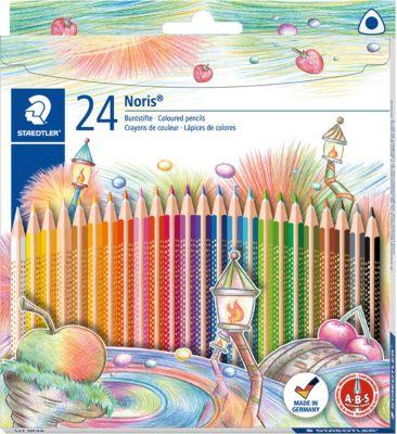 Staedtler Цветные карандаши NorisClub, 24 цв.