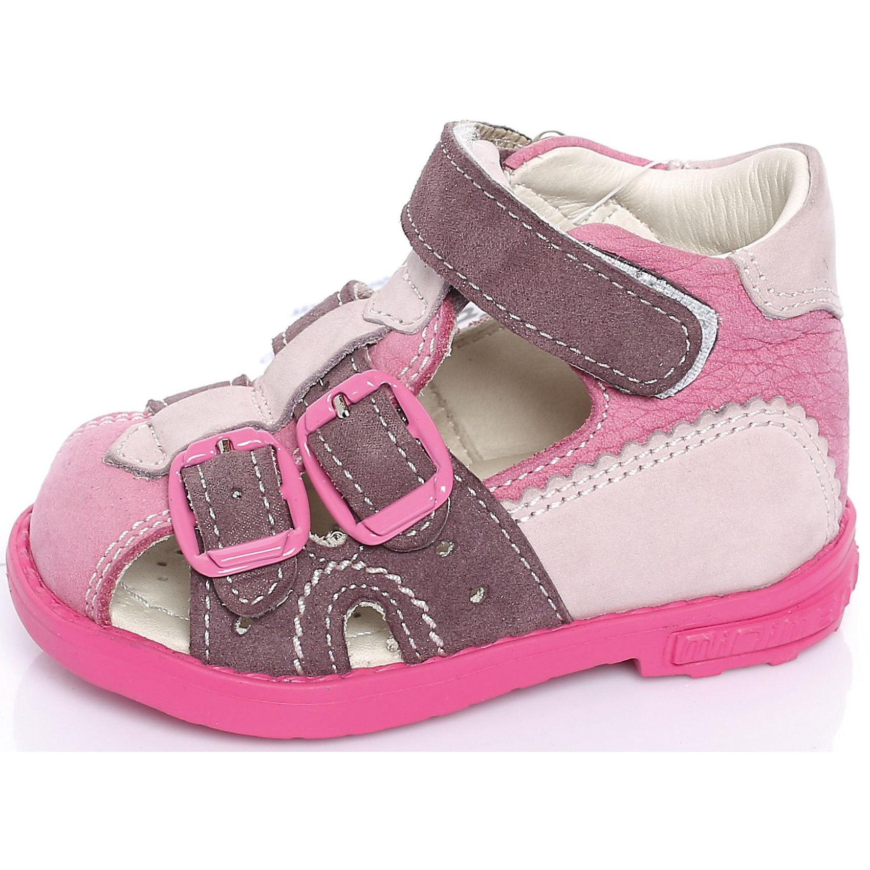 Ортопедические сандалии для девочки MinimenОртопедические экстралегкие сандалии для девочки от известной марки  Minimen на каждый день.<br>Состав:<br>Материал верха: натуральная кожа 100%; Материал подкладки: натуральная кожа 100%; Материал подошвы: EXTRALIGHT 100%<br><br>Ширина мм: 219<br>Глубина мм: 154<br>Высота мм: 121<br>Вес г: 343<br>Цвет: розовый<br>Возраст от месяцев: 48<br>Возраст до месяцев: 60<br>Пол: Женский<br>Возраст: Детский<br>Размер: 28,23,30,26,27,29,24,18,19,25,22,20,21<br>SKU: 3799071
