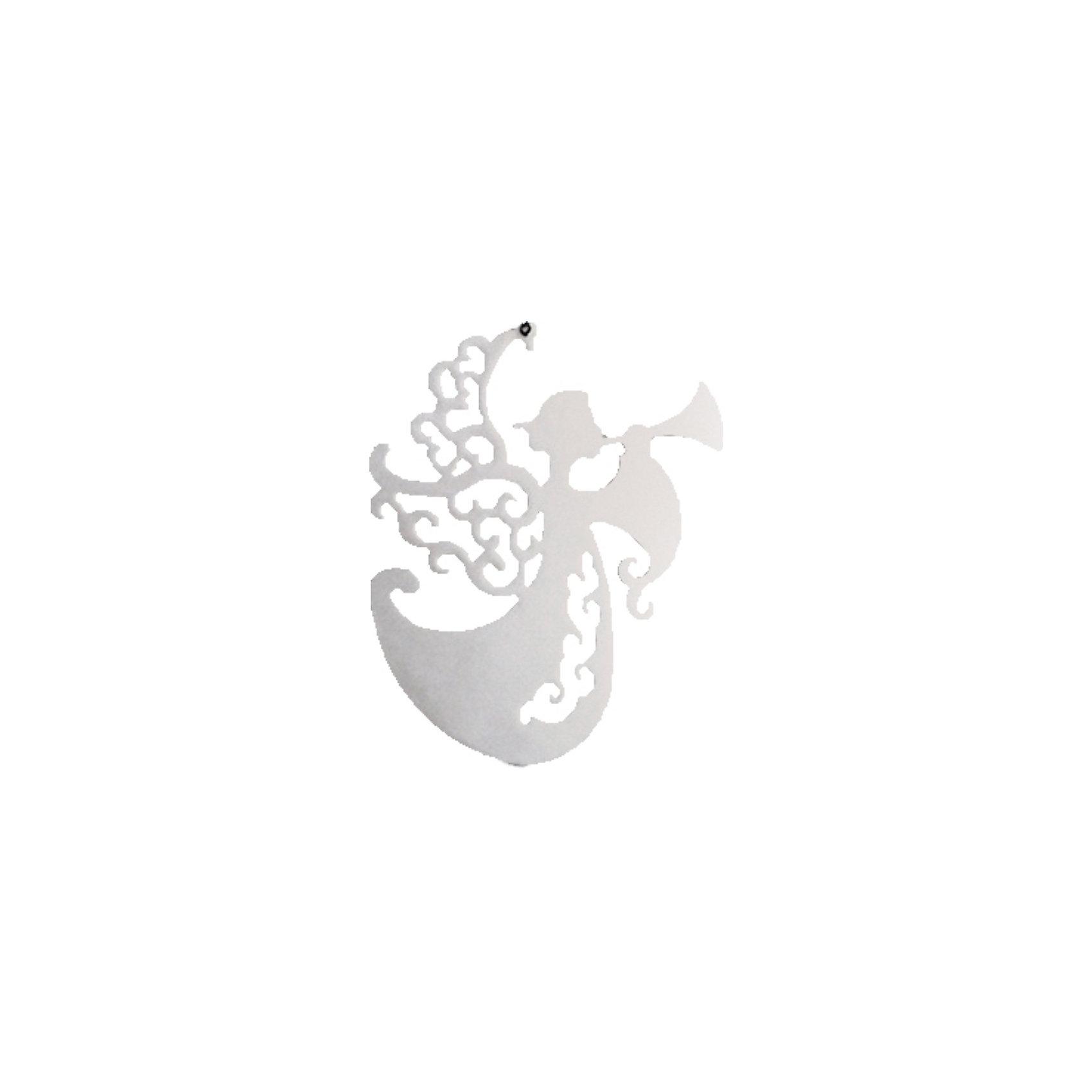 Волшебная Страна Металлическая подвеска Ангел с дудочкой , Волшебная страна