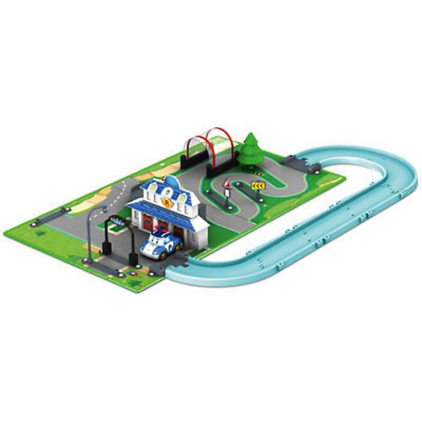 Игровой набор «Штабквартира», Робокар ПолиИгрушки<br>Игровой набор «Штаб-квартира», Робокар Поли – это восхитительная игрушка по мотивам популярного мультсериала «Робокар Поли и его друзья»  (Robocar Poli).<br>Замечательный игровой набор «Штаб-квартира» Робокар Поли - представляет собой игровое поле городка Брумстаун из популярного мультсериала «Робокар Поли и его друзья». На участке игрушечного города есть здание полицейского участка, въездные ворота, туннель, дороги с тротуарами и зелёными зонами. В комплекте - металлическая машинка Поли, готовая всегда прийти на выручку ко всем, кто нуждается в помощи. В удивительном городе Брумстаун каждый день что-то происходит. О нём можно посмотреть мультфильм, но, конечно, гораздо интересней создавать события своими руками. Со временем свой город Брумстаун малыш сможет населить и другими жителями – автомобильчиками, героями мультсериала. <br>Вместе с ребенком Вы сможете также расширить город - покупая другие игровые наборы Робокар Поли. Все они легко стыкуются друг с другом, и получается полноценный многофункциональный город с различными возможностями для сюжетных игр Вашего ребенка. <br>Игры с набором благотворно скажутся на развитии мышления, логики, фантазии, концентрации внимания, мелкой моторики и точности движений. Игрушка изготовлена из высококачественных, безопасных и экологически чистых материалов, использованные красители не токсичны и гипоаллергенны.<br><br>Дополнительная информация:<br><br>- В комплекте: металлическая машинка Поли<br>- Размер машинки: 6 см.<br>- Материал: пластик<br>- Игровое поле сделано из качественного плотного материала, который не гнётся, не мнётся и не рвётся<br>- Размеры игрового поля: 50х30 см.<br>- Набор легко взять с собой, он собирается в виде небольшого чемоданчика<br>- Размер упаковки: 400х260х60 мм.<br>- Вес: 790 гр.<br><br>Игровой набор «Штаб-квартира», Робокар Поли можно купить в нашем интернет-магазине.<br><br>Ширина мм: 400<br>Глубина мм: 260<br>Высота мм: 60<br>Вес г: 790<br>Во