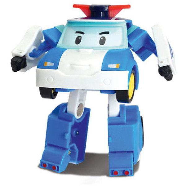Игрушка Поли трансформер 7,5 см, Робокар ПолиИгрушки<br>Игрушка Поли трансформер 7,5 см, Робокар Поли – восхитительная игрушка по мотивам популярного мультсериала «Робокар Поли и его друзья»  (Robocar Poli).<br>Машинка-трансформер, главный герой из полюбившегося мультсериала «Робокар Поли и его друзья» - полицейский Поли. Он живет в удивительном городке Брумстаун, где все машинки умеют говорить! Поли необыкновенно добрый и смелый полицейский, у него много друзей, вместе с которыми он следит за порядком в городе. Дружная команда Поли готова в любую минуту броситься на помощь попавшему в беду жителю города! Игрушкой можно играть на всех игровых наборах Робокар Поли. Сюжетно-ролевые игры с использованием машинок-трансформеров способствуют развитию воображения и пространственного мышления, мелкой моторики рук вашего ребенка, формируют грамотную речь. Игрушка выполнена из высококачественного материала. Детали и края аккуратно обработаны.<br><br>Дополнительная информация:<br><br>- Функциональность игрушки: машина путем ручного трансформирования легко превращается в человечка<br>- Качественно сделана, не ломается<br>- Реалистично исполнена, прописаны все мельчайшие детали<br>- Размеры: высота робота - 7,5 см, длина машинки-6 см.<br>- Материал: высококачественный пластик<br>- Размер упаковки: 110х140х80 см.<br>- Вес: 130 гр.<br><br>Игрушку Поли трансформер 7,5 см, Робокар Поли можно купить в нашем интернет-магазине.<br><br>Ширина мм: 110<br>Глубина мм: 140<br>Высота мм: 80<br>Вес г: 130<br>Возраст от месяцев: 36<br>Возраст до месяцев: 84<br>Пол: Мужской<br>Возраст: Детский<br>SKU: 3801216