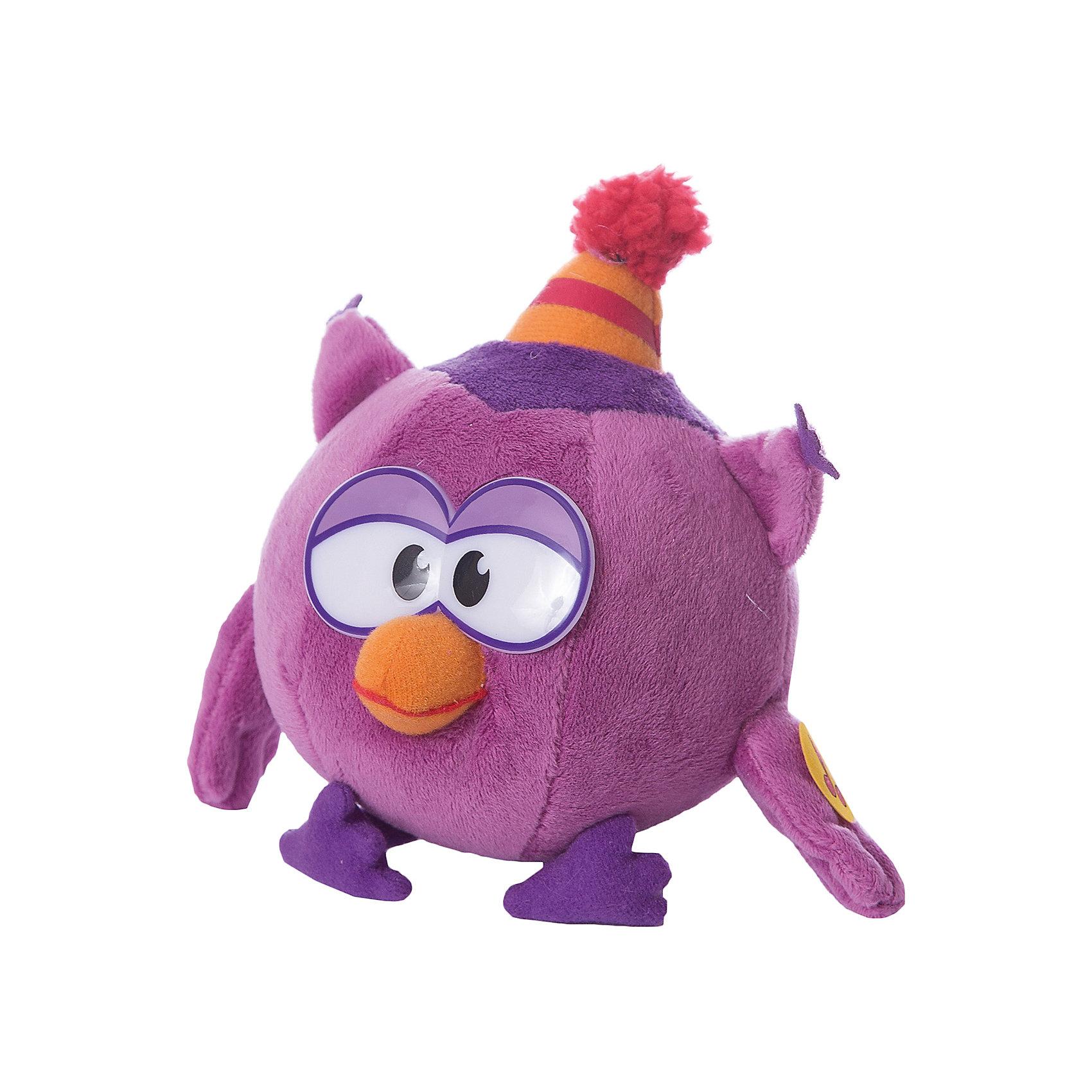 Совунья, 10 см, со звуком, Смешарики, МУЛЬТИ-ПУЛЬТИСовунья, 10 см, со звуком, Смешарики, МУЛЬТИ-ПУЛЬТИ – это игрушка-приятель персонаж популярного российского мультфильма.<br>Мягкая игрушка, изображающая Совунью из мультфильма Смешарики, станет незаменимым другом вашего малыша. Ребенок никогда не соскучится, потому что Совунья умеет произносить веселые фразы. Совунья выглядит очень дружелюбно, а на головке у нее одета забавная шапочка-колпачок. Игрушка выполнена из мягкого плюшевого материала.<br><br>Дополнительная информация:<br><br>- Размер: 10 см.<br>- Материал: плюш, синтепон, текстиль<br>- Батарейки: 3 х LR44 (входят в комплект)<br><br>Мягкую игрушку Совунья, 10 см, со звуком, Смешарики, МУЛЬТИ-ПУЛЬТИ можно купить в нашем интернет-магазине.<br><br>Ширина мм: 100<br>Глубина мм: 100<br>Высота мм: 100<br>Вес г: 150<br>Возраст от месяцев: 24<br>Возраст до месяцев: 72<br>Пол: Унисекс<br>Возраст: Детский<br>SKU: 3802642