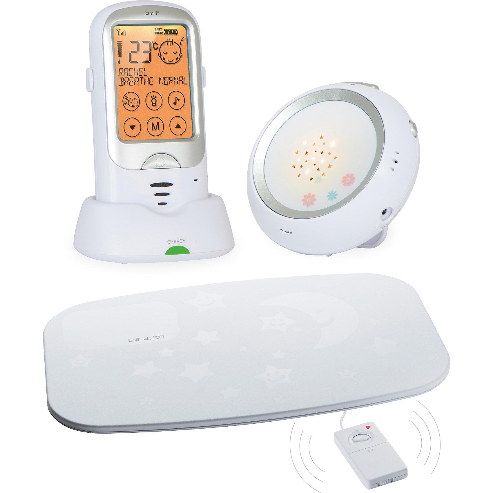 все цены на  Ramili Радионяня с монитором дыхания RA300SP, Ramili  онлайн