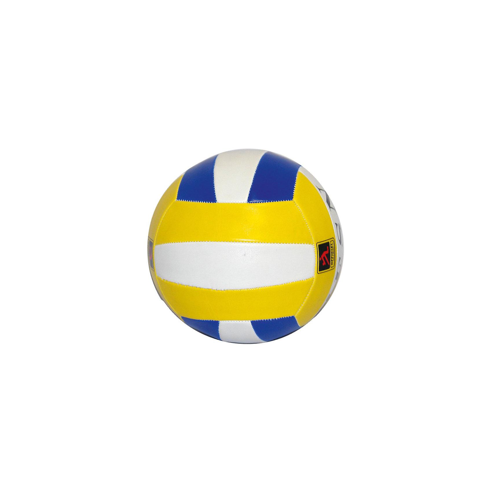 Ecos Мяч волейбольный,  Ecos мяч волейбольный atemi space бел желт син
