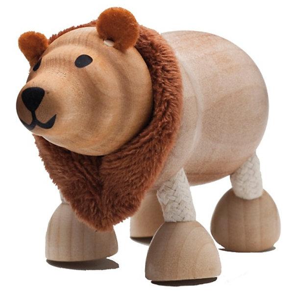 Бурый мишка, AnaMalzДеревянные фигурки<br>AnaMalz – самые милые деревянные игрушки на свете!<br><br>Придуманные австралийским дизайнером Луизой Косан-Скотт,<br>игрушки AnaMalz завоевали более 15 отраслевых наград, включая Австралийскую международную награду в области дизайна, присуждаемую организацией Standards Australia.<br>- Игрушки AnaMalz предназначены для детей от 3 лет<br><br>- AnaMalz изготовлены из дерева, называемого schima superba или «игольчатое дерево» (быстрорастущее дерево, выращиваемое на лесных плантациях)<br><br>- Рога изготовлены из термопластичной резины (TPR) – материала, одобренного Управлением по контролю качества пищевых продуктов и медикаментов (FDA). Смесь TPR с древесной мукой является экологичной альтернативой пластмассе<br><br>- Все игрушки AnaMalz раскрашиваются вручную с использованием безопасной для детей краски и клея без содержания формальдегида<br><br>- Древесные отходы от производства AnaMalz используются на ферме для выращивания грибов<br><br>AnaMalz завоевали популярность во всем мире. Они стали участниками телевизионных шоу TODAY, шоу Марты Стюарт, Daily Candy Kids и USA Today Weekend. <br><br>Наши маленькие деревянные друзья покорили сердца самых строгих критиков отрасли – и получили множество «игрушечных» наград!<br><br>Ширина мм: 90<br>Глубина мм: 40<br>Высота мм: 60<br>Вес г: 77<br>Возраст от месяцев: 36<br>Возраст до месяцев: 168<br>Пол: Унисекс<br>Возраст: Детский<br>SKU: 3807611