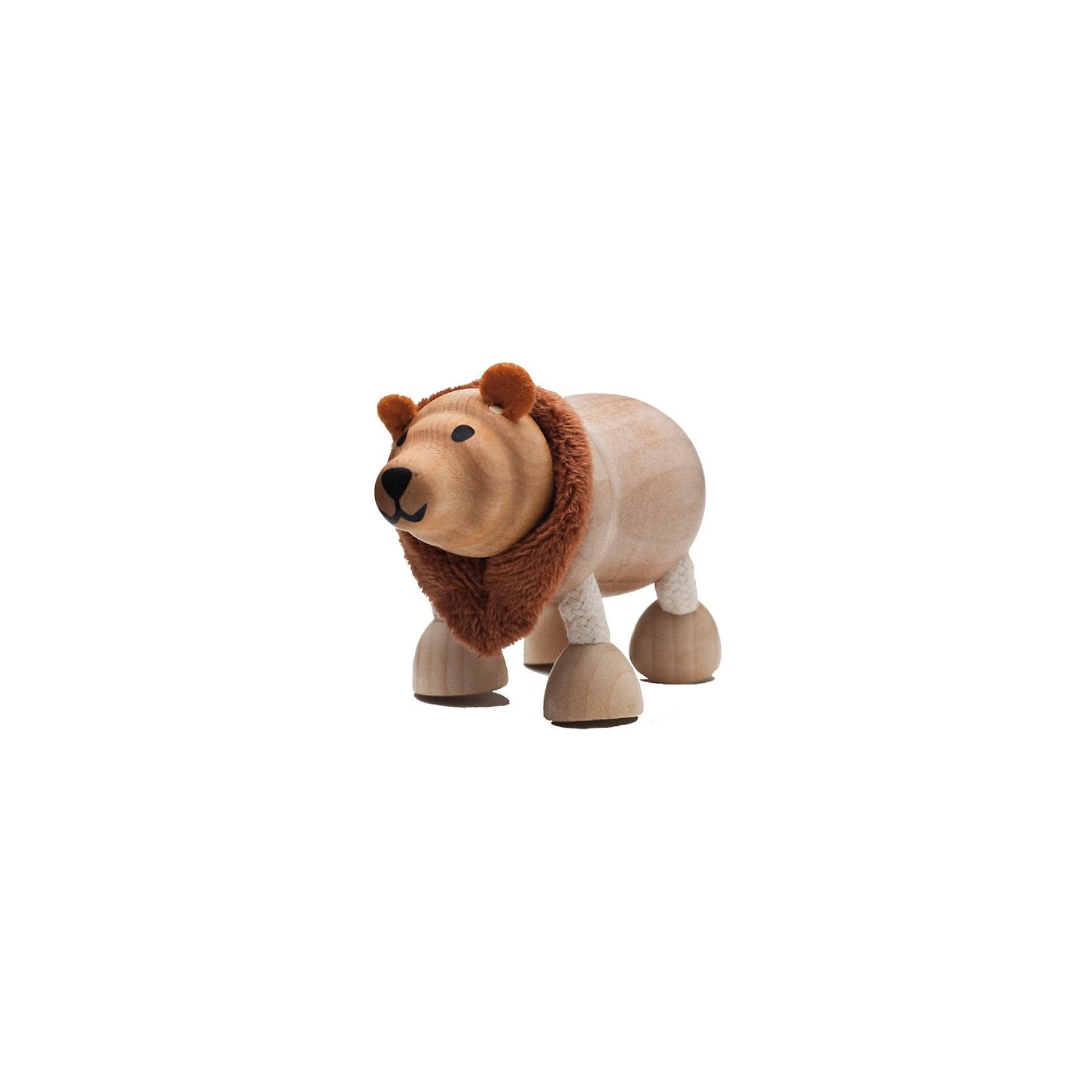 AnaMalz Бурый мишка, AnaMalz фигурки игрушки anamalz anamalz бурый мишка