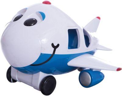 Умный самолетик, р/у, со светом и звуком, The Learning Journey