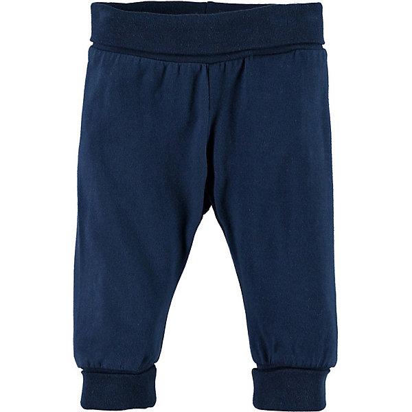 Брюки для мальчика name itДжинсы и брючки<br>Брюки для мальчика name it . Практичные  брюки на каждый день. Модель на эластичном поясе - очень удобно снимать и одевать. Спокойная цветовая гамма позволяет сочетать брюки с любой одеждой. Изделие выполнено из натурального материала, приятно к телу и не сковывает движения. <br><br>Дополнительное описание :<br><br>- Вид застежки: без застежки<br>- Крой брючин: прямой, манжеты внизу<br>- Цвет: розовый<br>- Тип карманов: втачные<br>Параметры для размера 80<br>-  Длина по внутреннему шву: 25 см<br>- Высота посадки: 15 см<br>- Ширина брючин низ: 9 см<br>- Ширина брючин верх: 13 см<br><br>состав:<br>95 %хлопок, 5% эластан.<br><br>Брюки для мальчика name it (нэйм ит) можно купить в нашем магазине<br><br>Ширина мм: 215<br>Глубина мм: 88<br>Высота мм: 191<br>Вес г: 336<br>Цвет: темно-синий<br>Возраст от месяцев: 6<br>Возраст до месяцев: 9<br>Пол: Мужской<br>Возраст: Детский<br>Размер: 74<br>SKU: 3814774