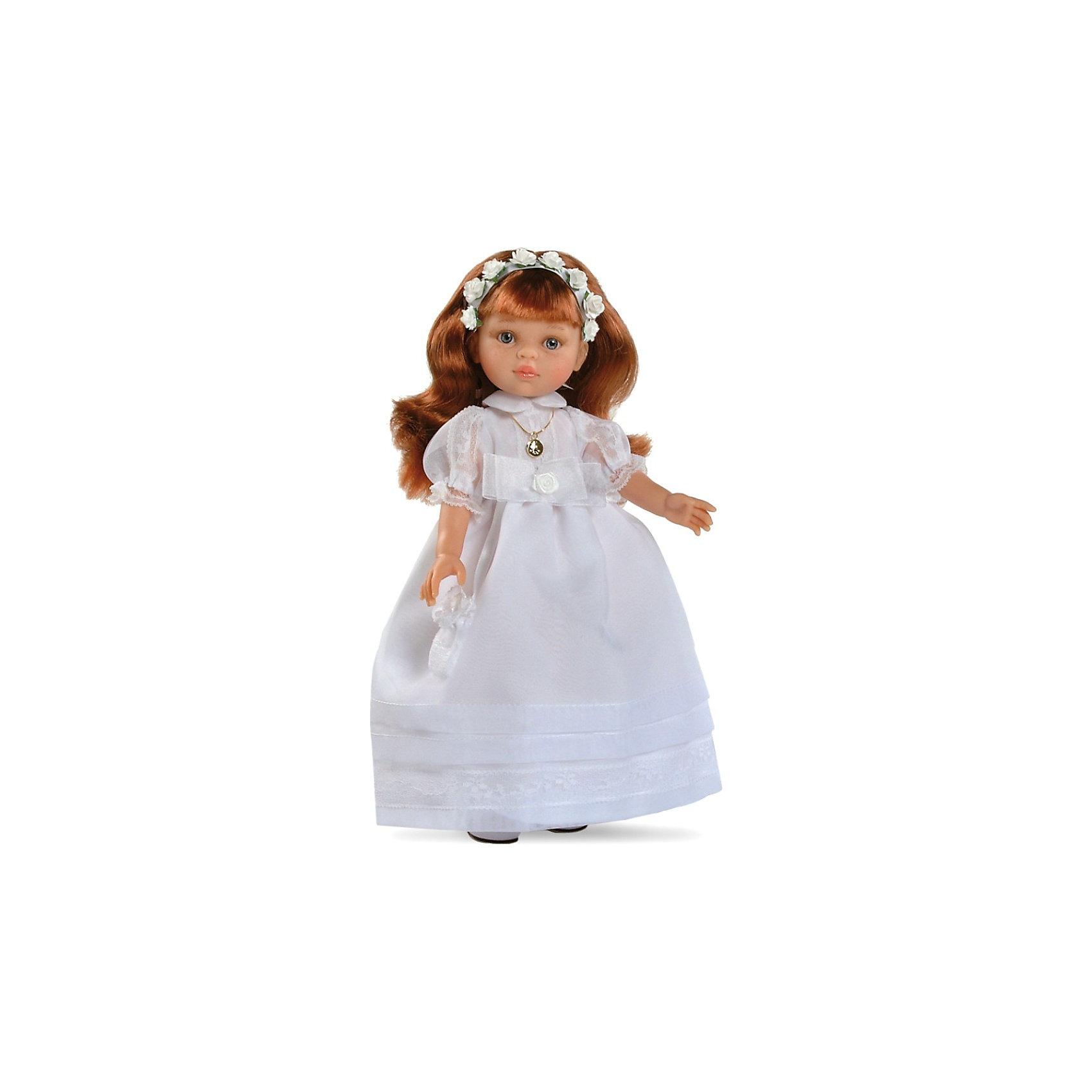 Paola Reina Кукла Кристи, 32см, Paola Reina кукла пупс без одежды девочка европейка 22см paola reina