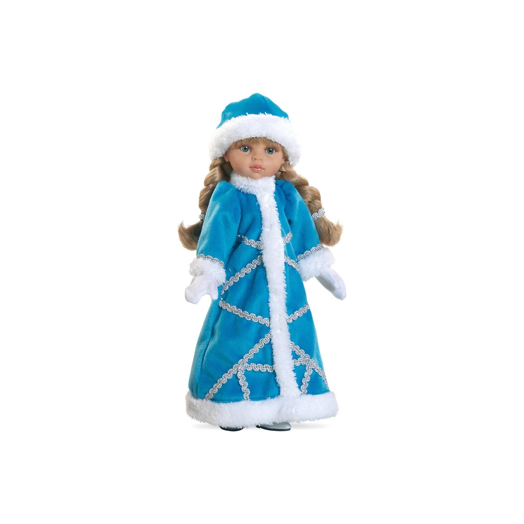 Кукла  Снегурочка, 32см, Paola Reina