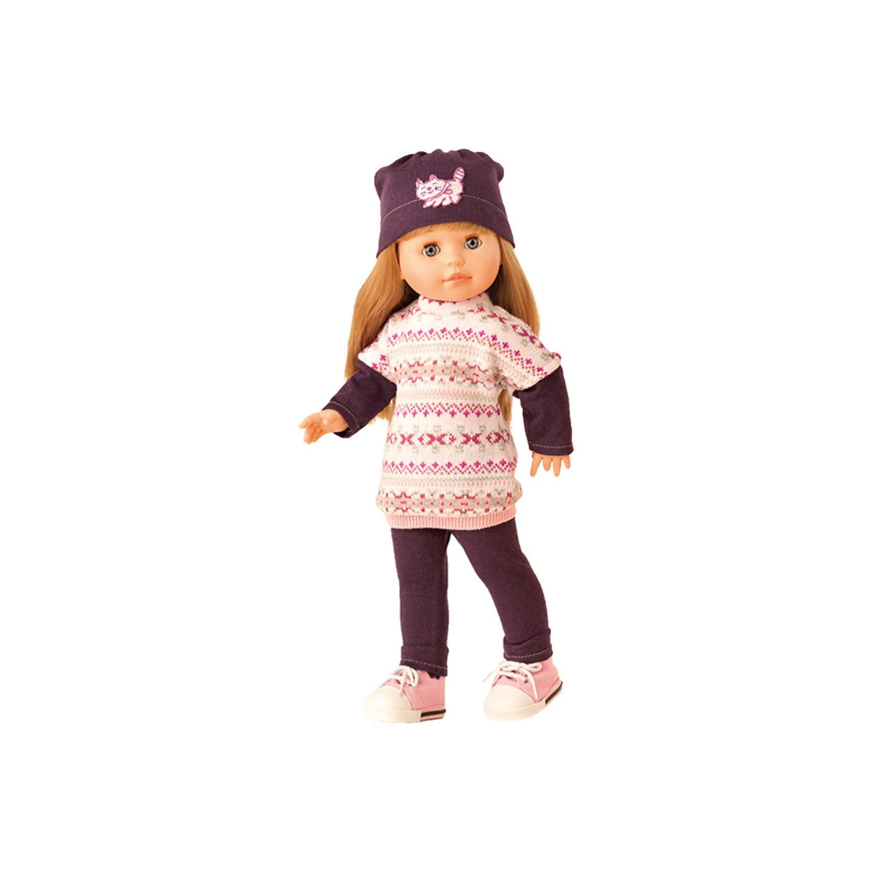Paola Reina Кукла Маша, 40 см, Paola Reina paola reina пупс без одежды 22 см 31019