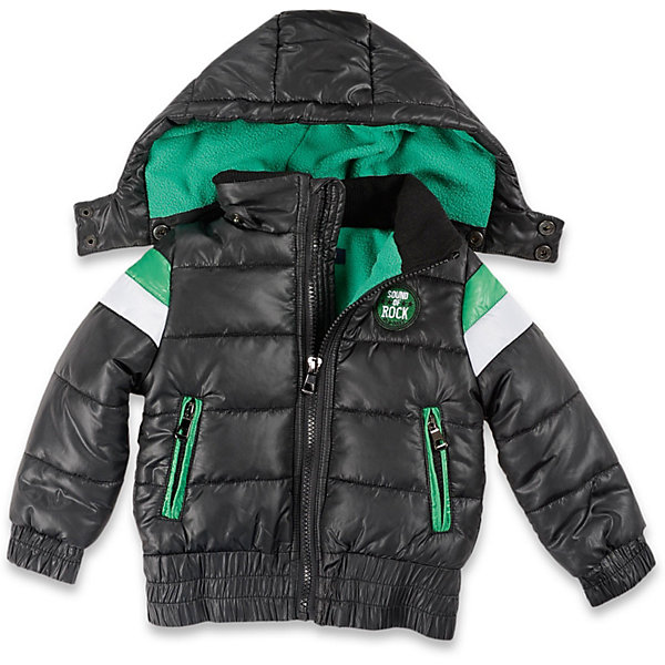 Куртка для мальчика BLUE SEVENВерхняя одежда<br>Куртка для мальчика Blue Seven. Состав: 100 % полиэстер<br>Ширина мм: 157; Глубина мм: 13; Высота мм: 119; Вес г: 200; Цвет: черный; Возраст от месяцев: 3; Возраст до месяцев: 6; Пол: Мужской; Возраст: Детский; Размер: 68,62,74,86,80; SKU: 3821090;