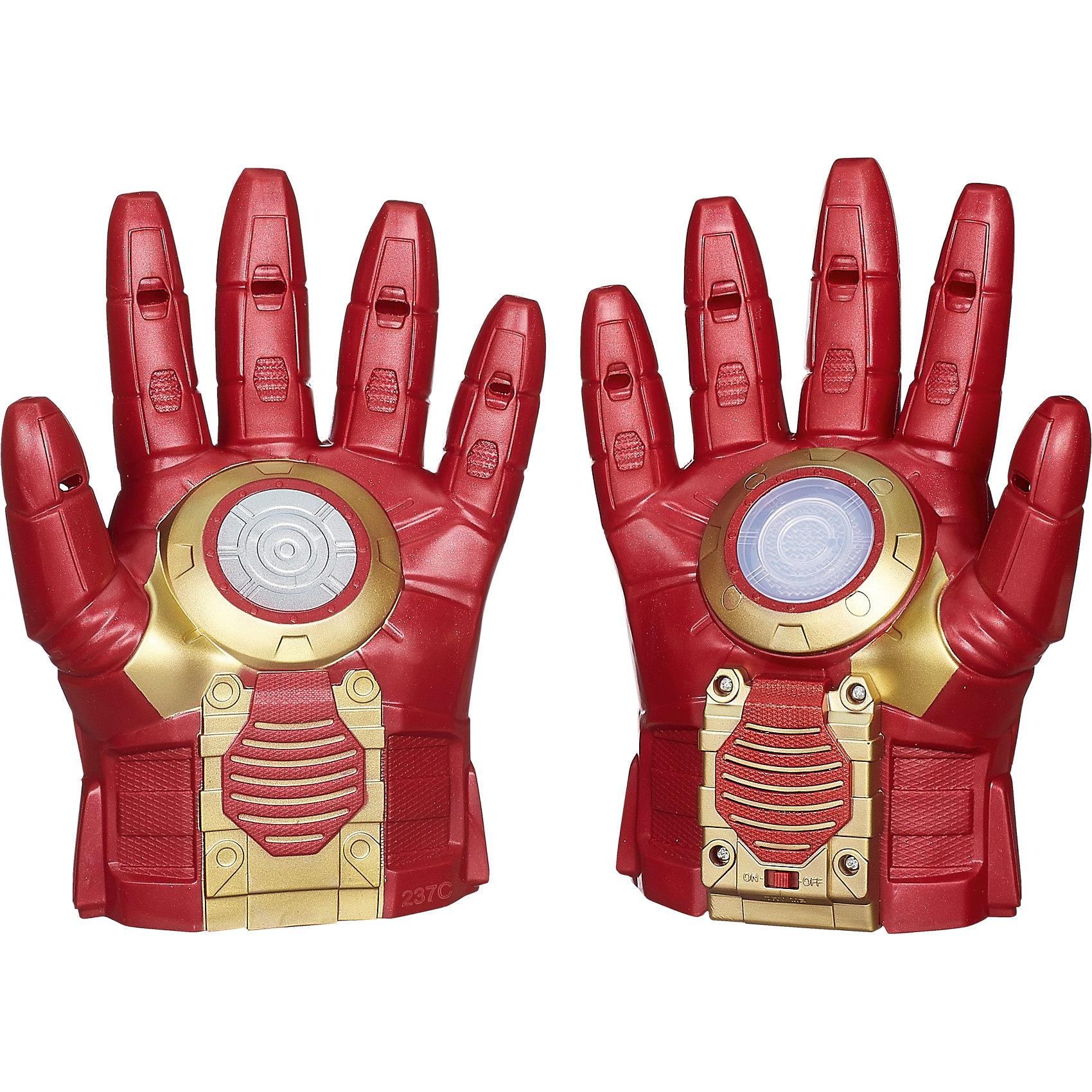 Перчатки Железного Человека, Мстители
