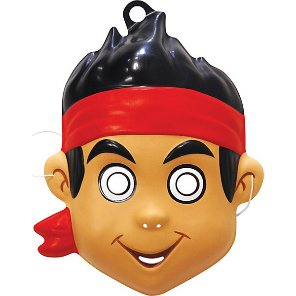 Маска Джейк, РосмэнДетские карнавальные маски<br>Отправляясь на детский праздник, почему бы не создать образ Джейка из мультфильма «Джейк и пираты Нетландии»? Для этого пригодится маска, которую можно использовать даже в качестве единственного карнавального элемента в одежде малыша. Надев ее, юный участник костюмированного представления легко перевоплощается в любимого персонажа.&#13; <br><br>Дополнительная информация: <br><br>- Материал: пластик.<br>- Размер: 19,5 х 4 х 26 см.<br>- Маска на резинке (входит в комплект).<br>&#13;<br>Маску Джейк, Росмэн можно купить в нашем магазине.<br><br>Ширина мм: 195<br>Глубина мм: 40<br>Высота мм: 260<br>Вес г: 30<br>Возраст от месяцев: 36<br>Возраст до месяцев: 108<br>Пол: Мужской<br>Возраст: Детский<br>SKU: 3825968