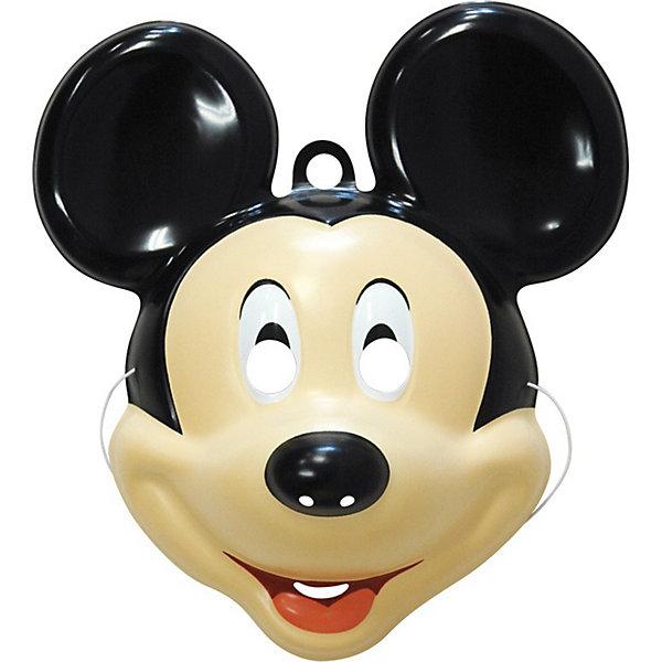 Маска Микки Маус, РосмэнМикки Маус и его друзья<br>Отправляясь на детский праздник, почему бы не создать образ знаменитого Микки Мауса? Для этого пригодится маска, которую можно использовать даже в качестве единственного карнавального элемента в одежде малыша. Надев ее, юный участник костюмированного представления легко перевоплощается в любимого персонажа.&#13;<br><br>Дополнительная информация: <br><br>- Материал: пластик.<br>- Размер: 23 х 8 х 26,5 см. <br>- Маска на резинке (входит в комплект).<br><br>Маску Микки Маус (Mickey Mouse), Росмэн можно купить в нашем магазине.<br><br>Ширина мм: 230<br>Глубина мм: 80<br>Высота мм: 265<br>Вес г: 30<br>Возраст от месяцев: 36<br>Возраст до месяцев: 108<br>Пол: Мужской<br>Возраст: Детский<br>SKU: 3825969