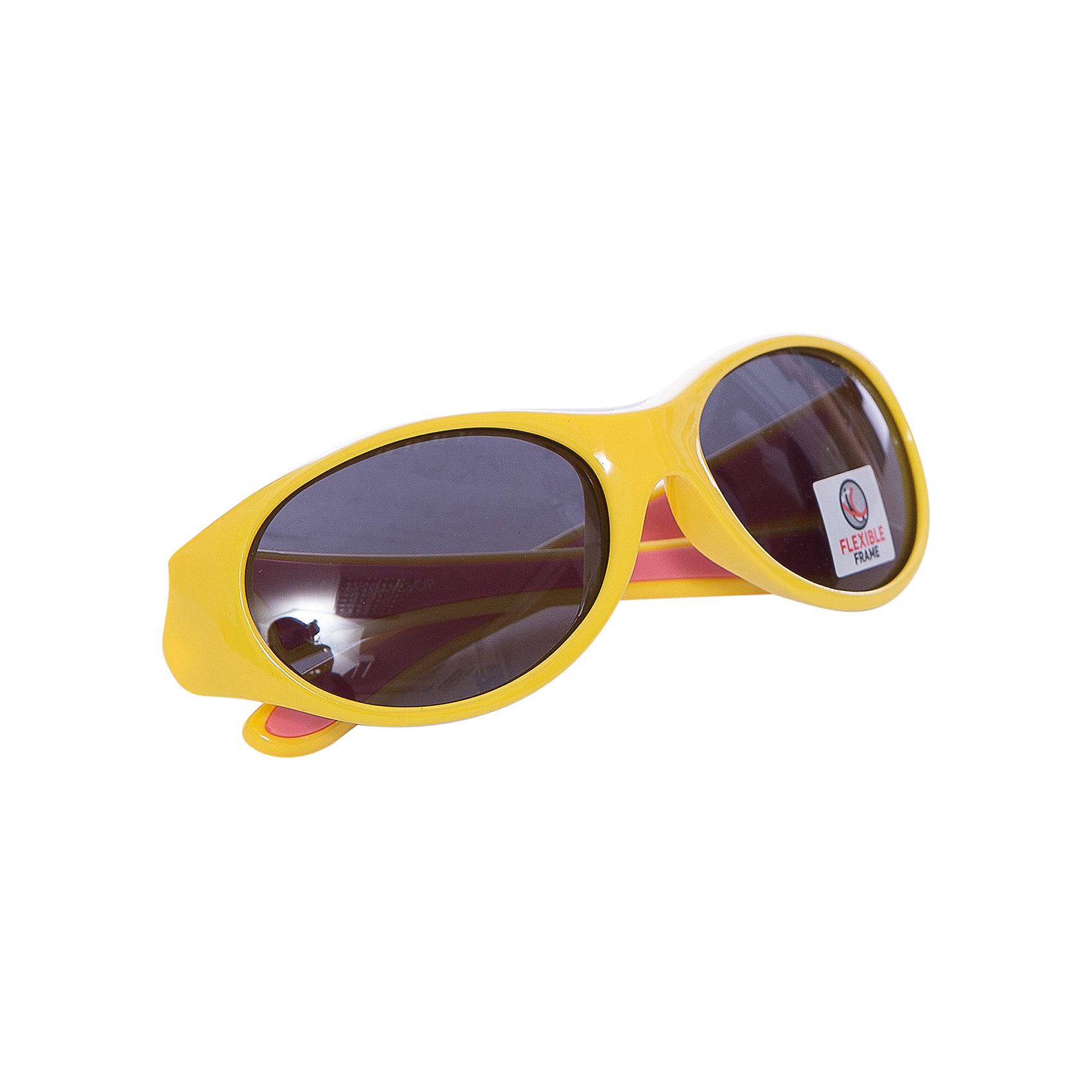 Очки солнцезащитные FLEXXY GIRL, желто-розовые, ALPINAСолнцезащитные очки<br><br><br>Ширина мм: 123<br>Глубина мм: 70<br>Высота мм: 45<br>Вес г: 37<br>Цвет: желтый<br>Возраст от месяцев: 36<br>Возраст до месяцев: 84<br>Пол: Женский<br>Возраст: Детский<br>SKU: 3826844