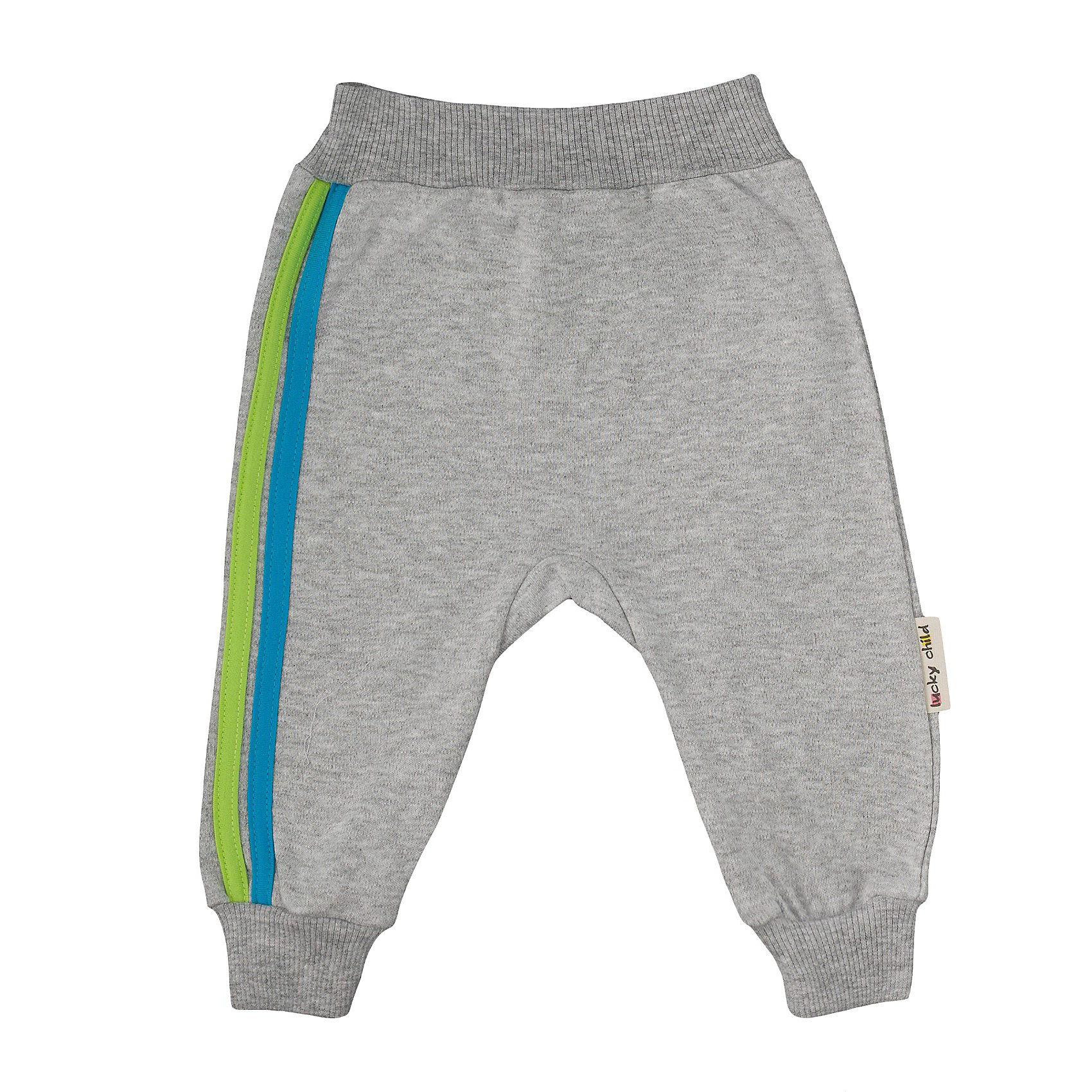 Утепленные брюки для мальчика Lucky Child