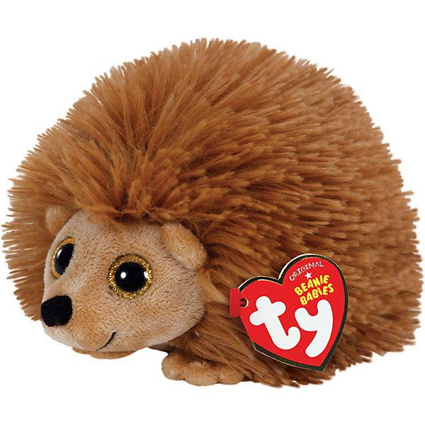 Ежик Herbert, 20см,  TyМягкие игрушки животные<br>Ежик Herbert, Beanie Boos  - чудесная мягкая игрушка, отличающаяся высоким качеством исполнения и реалистичностью. Это настоящий маленький друг, которому будут рады дети любого возраста. У ежика мягкие пушистые иголки и милая мордочка с большими добрыми глазами. Искусно выполненные детали, такие как ушки, носик, лапки придают игрушке очень трогательный и живой вид. Ребенок с удовольствием будет обнимать и тискать этого очаровательного ежика и даже сможет брать его с собой в кровать, игрушка выполнена из гипоаллергенных материалов и совершенно безопасна для детей. <br><br>Дополнительная информация:<br><br>- Материал: искусственный мех, текстиль..<br>- Размер игрушки: 20 см.<br>- Размер упаковки: 10 х 13 х 20,3 см.<br>- Вес: 0,15 кг. <br><br>Мягкую игрушку Ежик Herbert, Beanie Boos можно купить в нашем интернет-магазине.<br><br>Ширина мм: 100<br>Глубина мм: 130<br>Высота мм: 203<br>Вес г: 150<br>Возраст от месяцев: 24<br>Возраст до месяцев: 168<br>Пол: Унисекс<br>Возраст: Детский<br>SKU: 3833918