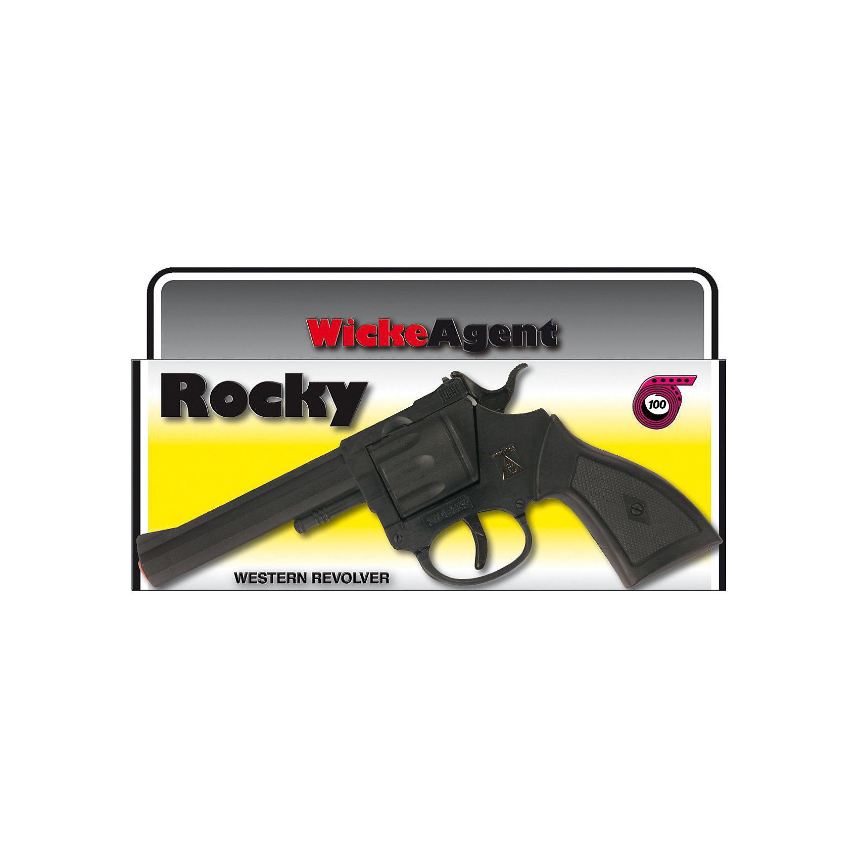 - Пистолет Rocky, 100-зарядный,  Sohni-Wicke купить б у сони плейстейшен 2 с экраном