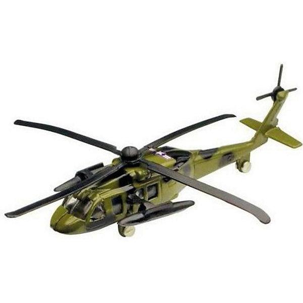 Вертолет Sikorsky HH-60D,  MotormaxСамолёты и вертолёты<br>Вертолет Sikorsky HH-60D,  Motormax (Мотормакс) – это отличное пополнение коллекции авиационной техники.<br>Коллекционная игрушка вертолета Sikorsky HH-60D от компании Motormax (Мотормакс) в точности повторяет контуры реального военного вертолета, чем вызовет неподдельный интерес, как у ребенка, так и взрослого коллекционера. Вертолет Sikorsky HH-60D — боевой спасательный вариант вертолета «Найт Хоук»  ВВС США, оснащенный кабиной, совместимой с приборами ночного видения. Модель максимально приближена к своему прототипу.  По сути это уменьшенная копия настоящего вертолета, сохранившая его пропорции и узнаваемые элементы. Стоит также отметить хорошую для таких размеров детализацию. Модель вертолета изготовлена из прочного и качественного пластика, поэтому может использоваться и для обычной игры.<br><br>Дополнительная информация:<br><br>- Длина самолета: 9 см.<br>- Материал: пластик<br><br>Вертолет Sikorsky HH-60D,  Motormax (Мотормакс) можно купить в нашем интернет-магазине.<br><br>Ширина мм: 127<br>Глубина мм: 30<br>Высота мм: 178<br>Вес г: 80<br>Возраст от месяцев: 36<br>Возраст до месяцев: 168<br>Пол: Мужской<br>Возраст: Детский<br>SKU: 3839002