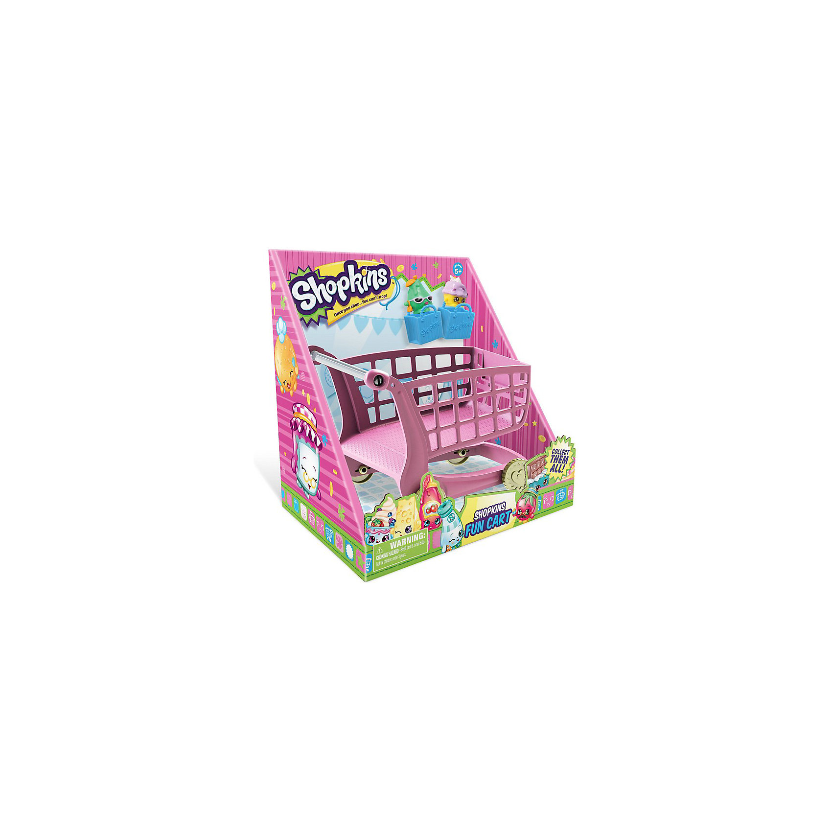 ������� ������� ��� �������,  Shopkins (Moose)