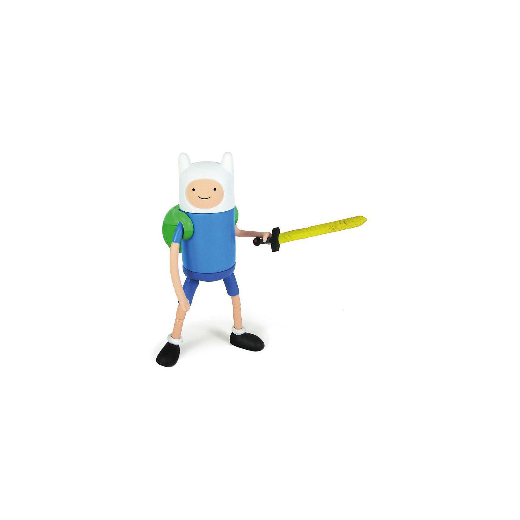 Фигурка Финн, 14 см, Время приключенийЗабавная фигурка Финна непременно понравится всем любителям мультсериала Время приключений (Adventure Time). Финн тринадцатилетний мальчик, который обожает путешествовать и спасать принцесс из лап ужасных монстров и злодеев, населяющих Землю.<br><br>Дополнительная информация:<br><br>- Материал: пластик,.<br>- Высота фигурки: 14 см. <br><br>Фигурку Финна, 14 см, Время приключений, можно купить в нашем магазине.<br><br>Ширина мм: 80<br>Глубина мм: 180<br>Высота мм: 250<br>Вес г: 250<br>Возраст от месяцев: 48<br>Возраст до месяцев: 192<br>Пол: Унисекс<br>Возраст: Детский<br>SKU: 3841369