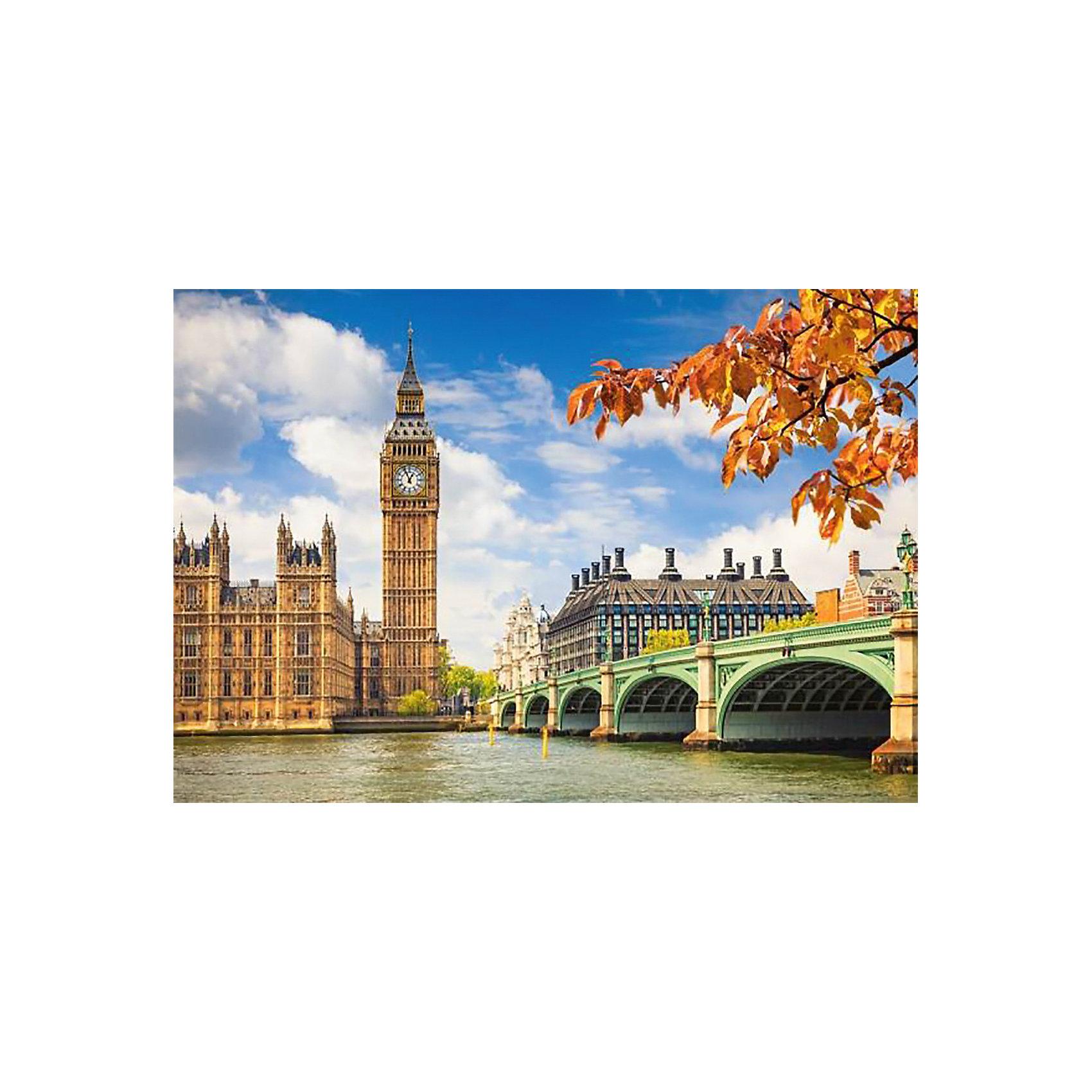 Пазл Сердце Лондона, 1000 деталей, CastorlandКлассические пазлы<br>Пазл «Сердце Лондона», 1000 деталей, Castorland (Касторленд) - находка для любителя пейзажей. Очутиться в самом сердце Лондона можно, не выходя из дома. С пазлом «Сердце Лондона»,  1000 деталей, Castorland (Касторленд)  Вы увидите и известные на весь мир часы Биг Бен, и мост через знаменитую реку Темзу. Пазл прекрасно подойдет для семейного творчества и поможет увлекательно и с пользой провести не один вечер. Детали пазла выполнены из качественного плотного картона. Процесс сборки пазла подарит Вашему ребенку массу приятных впечатлений, разовьет в нем усидчивость, логическое мышление, поможет стать ему более внимательным.  <br><br>Дополнительная информация: <br><br>- Уникальное качество деталей;<br>- Развивает: воображение, логику, мелкую моторику, память;<br>- Чудесное украшение интерьера;<br>- Прекрасная полиграфия;<br>- Размеры: 24,8 x 34,8 x 5 см;<br>- Размер готовой картинки: 68 х 48 см;<br>- Вес: 0,5 кг.<br><br>Пазл «Сердце Лондона»,  1000 деталей, Castorland (Касторленд)  можно купить в нашем интернет-магазине.<br><br>Ширина мм: 350<br>Глубина мм: 50<br>Высота мм: 250<br>Вес г: 500<br>Возраст от месяцев: 168<br>Возраст до месяцев: 1188<br>Пол: Унисекс<br>Возраст: Детский<br>Количество деталей: 1000<br>SKU: 3849112
