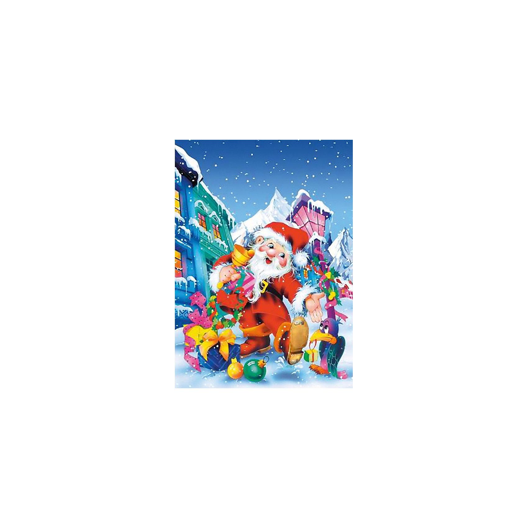 Castorland Пазл Подарки к Рождеству, 60 деталей, Castorland castorland пазл летний полет winx club 60 деталей castorland
