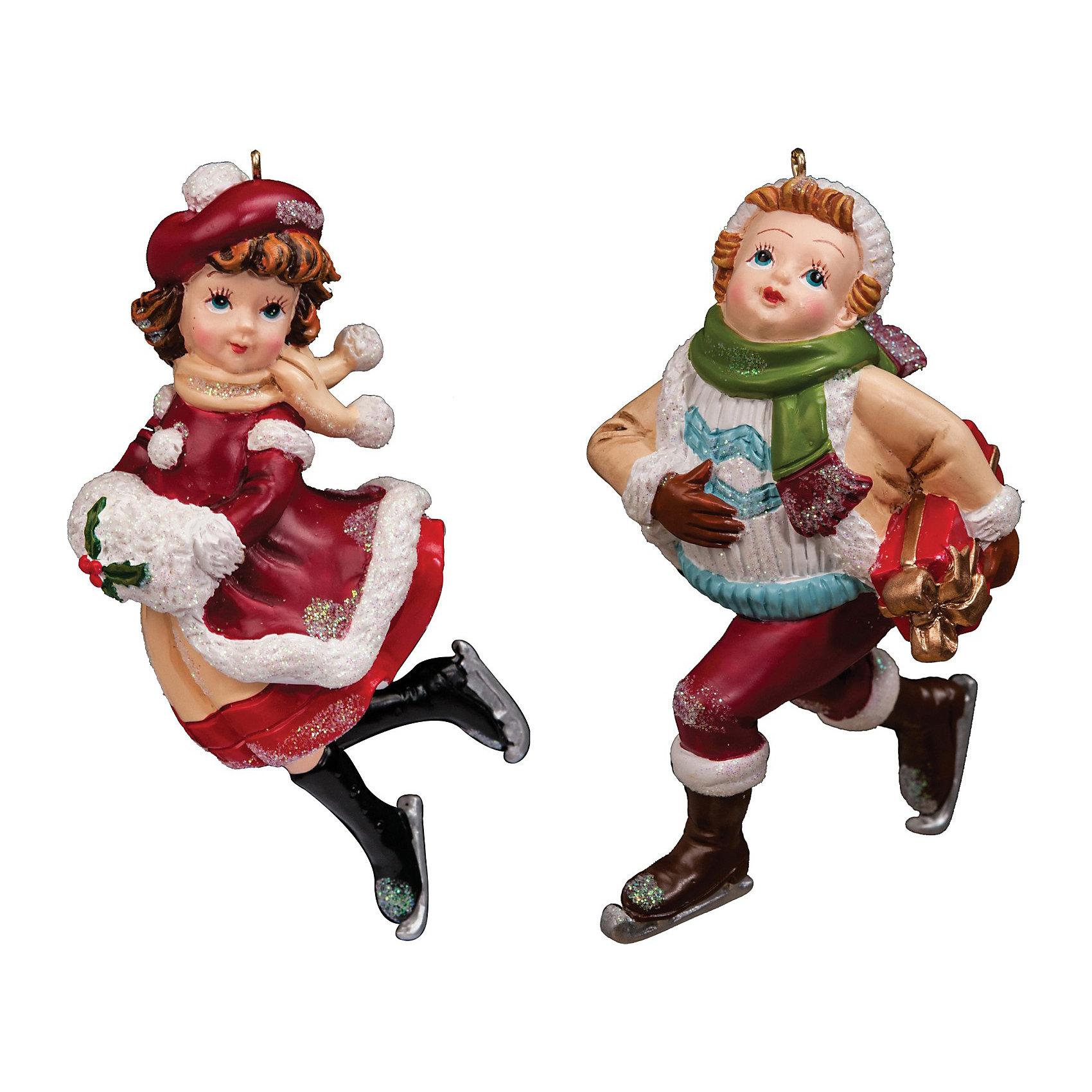 Украшение Танцы на льду 10,5см (в ассортименте)Всё для праздника<br>Новый год - поистине обожаемый праздник! Это время когда Вы со своими детьми можете провести незабываемые часы вместе за совместным творчеством, украшением елки. Представляем Вашему вниманию украшение Танцы на льду от ErichKrause (ЭрихКраузе), которое принесет нежный романтический дух в Ваш дом. Замечательные детишки на катке навевают чудесное праздничное настроение! Хочется всей семьей рвануть на каток. Такие замечательные, выполненные со вкусом елочные игрушки, сделают Ваше новогоднее дерево уникальным!<br> <br>Дополнительная информация:<br><br>- Чудесная елочная игрушка;<br>- Отличный новогодний подарок;<br>- Материал: полирезина;<br>- Обращаться с осторожностью;<br>- Размер украшения: 10,5 см;<br>- Размер упаковки: 5 х 10,5 х 6,5 см;<br>- Вес: 113 г<br><br>Внимание! Украшение поставляется в двух разных дизайнах. К сожалению, заранее выбрать определенный дизайн нельзя.<br><br>Украшение Танцы на льду 10,5см (в ассортименте), ErichKrause (ЭрихКраузе) можно купить в нашем интернет-магазине.<br><br>Ширина мм: 50<br>Глубина мм: 65<br>Высота мм: 105<br>Вес г: 113<br>Возраст от месяцев: 36<br>Возраст до месяцев: 216<br>Пол: Унисекс<br>Возраст: Детский<br>SKU: 3857204