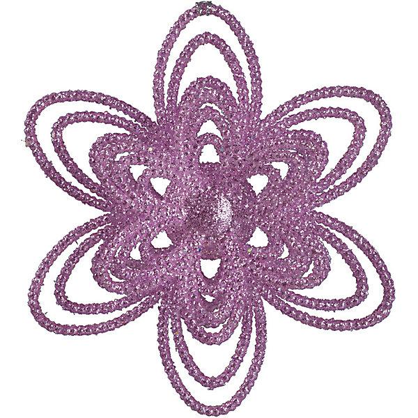 Украшение Нежный цвет 12смЁлочные игрушки<br>Новый год теплый семейный праздник! Наконец Вы можете вместе с близкими придаться любимым праздничным заботам. Украшение елки - важное мероприятие, ведь оно запомнится ребенку как счастливое и завораживающее событие на всю жизнь! Сделайте свою елочку ярче и прекраснее с украшением Нежный цвет от ErichKrause (ЭрихКраузе). Украшение сразу приковывает к себе взгляд, ведь оно напоминает фантастическую снежинку или диковинный цветок, распустившийся на Вашей елке! Украсьте свой дом праздничными аксессуарами от ErichKrause (ЭрихКраузе)!<br><br>Дополнительная информация:<br><br>- Чудесная елочная игрушка;<br>- Отличный новогодний подарок;<br>- Материал: пластик;<br>- Размер украшения: 12 см;<br>- Размер упаковки: 4,5 х 4,5 х 12 см;<br>- Вес: 35 г<br><br>Украшение Нежный цвет 12см, ErichKrause (ЭрихКраузе) можно купить в нашем интернет-магазине.<br>Ширина мм: 45; Глубина мм: 120; Высота мм: 120; Вес г: 35; Возраст от месяцев: 36; Возраст до месяцев: 216; Пол: Унисекс; Возраст: Детский; SKU: 3857223;