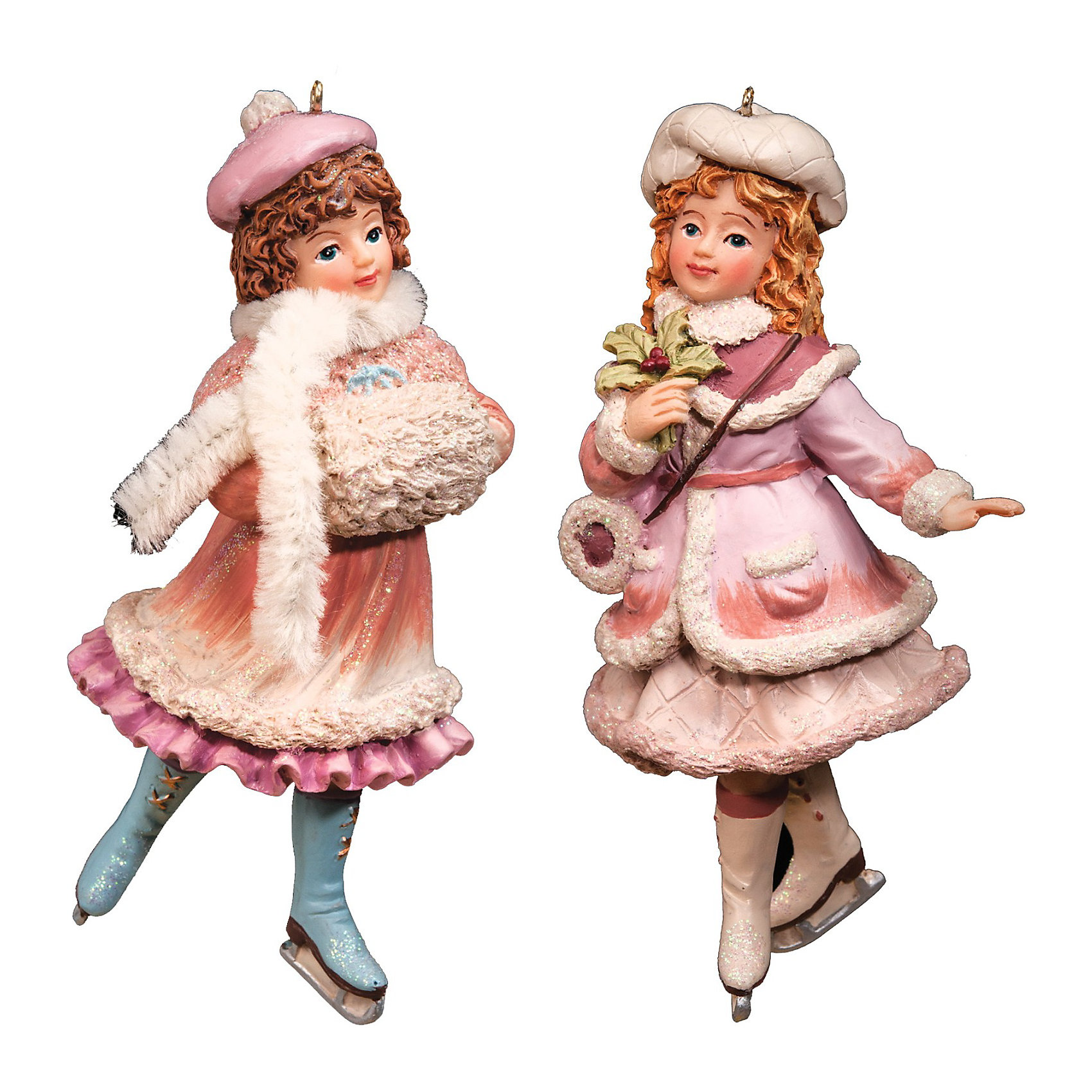 Украшение Парижанка на коньках 12см (в ассортименте)Новый год теплый семейный праздник! Наконец Вы можете вместе с близкими придаться любимым праздничным заботам. Украшение елки - важное мероприятие, ведь оно запомнится ребенку как счастливое и завораживающее событие на всю жизнь! Сделайте свою елочку ярче и прекраснее с украшением Парижанка на коньках от ErichKrause (ЭрихКраузе). Прекрасная Парижанка с легкостью скользит по льду! Беззаботная и прекрасная она лучше всех передает атмосферу праздника и присущей ему безмятежности! Украсьте свой дом праздничными аксессуарами от ErichKrause (ЭрихКраузе)!<br><br>Дополнительная информация:<br><br>- Чудесная елочная игрушка;<br>- Отличный новогодний подарок;<br>- Материал: полирезина;<br>- Размер украшения: 12 см;<br>- Размер упаковки: 4,5 х 6 х 12 см;<br>- Вес: 100 г<br><br>Внимание! Украшение поставляется в двух разных дизайнах. К сожалению, заранее выбрать определенный дизайн нельзя.<br><br>Украшение Парижанка на коньках 12см (в ассортименте), ErichKrause (ЭрихКраузе) можно купить в нашем интернет-магазине.<br><br>Ширина мм: 45<br>Глубина мм: 60<br>Высота мм: 120<br>Вес г: 100<br>Возраст от месяцев: 36<br>Возраст до месяцев: 216<br>Пол: Унисекс<br>Возраст: Детский<br>SKU: 3857228