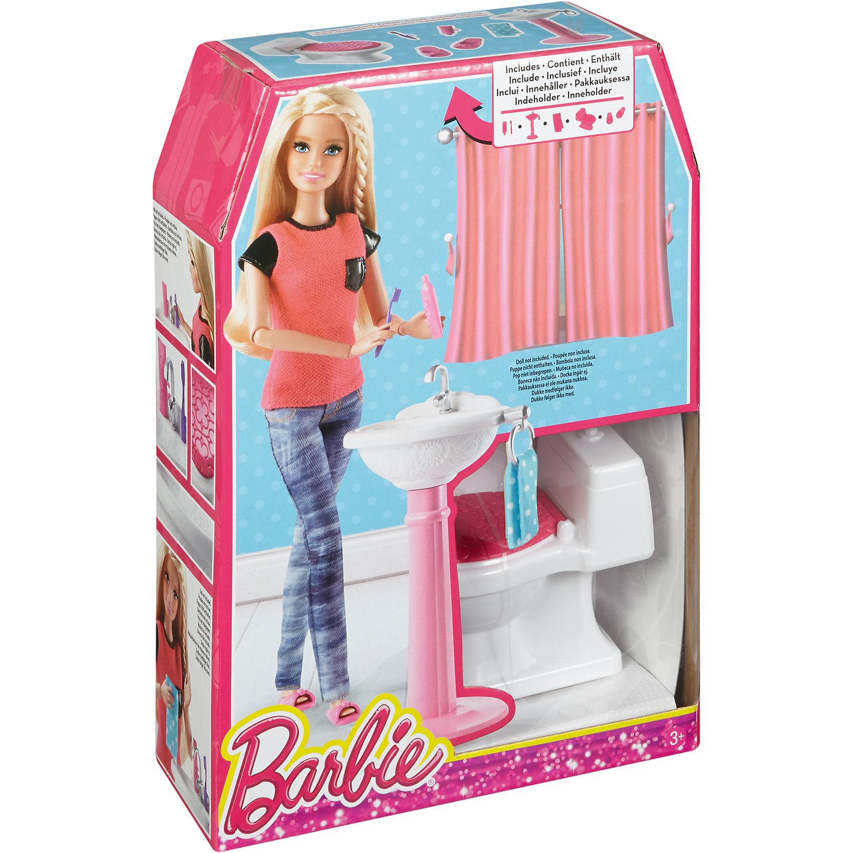 ����� ��� ������ ����, Barbie (Mattel)