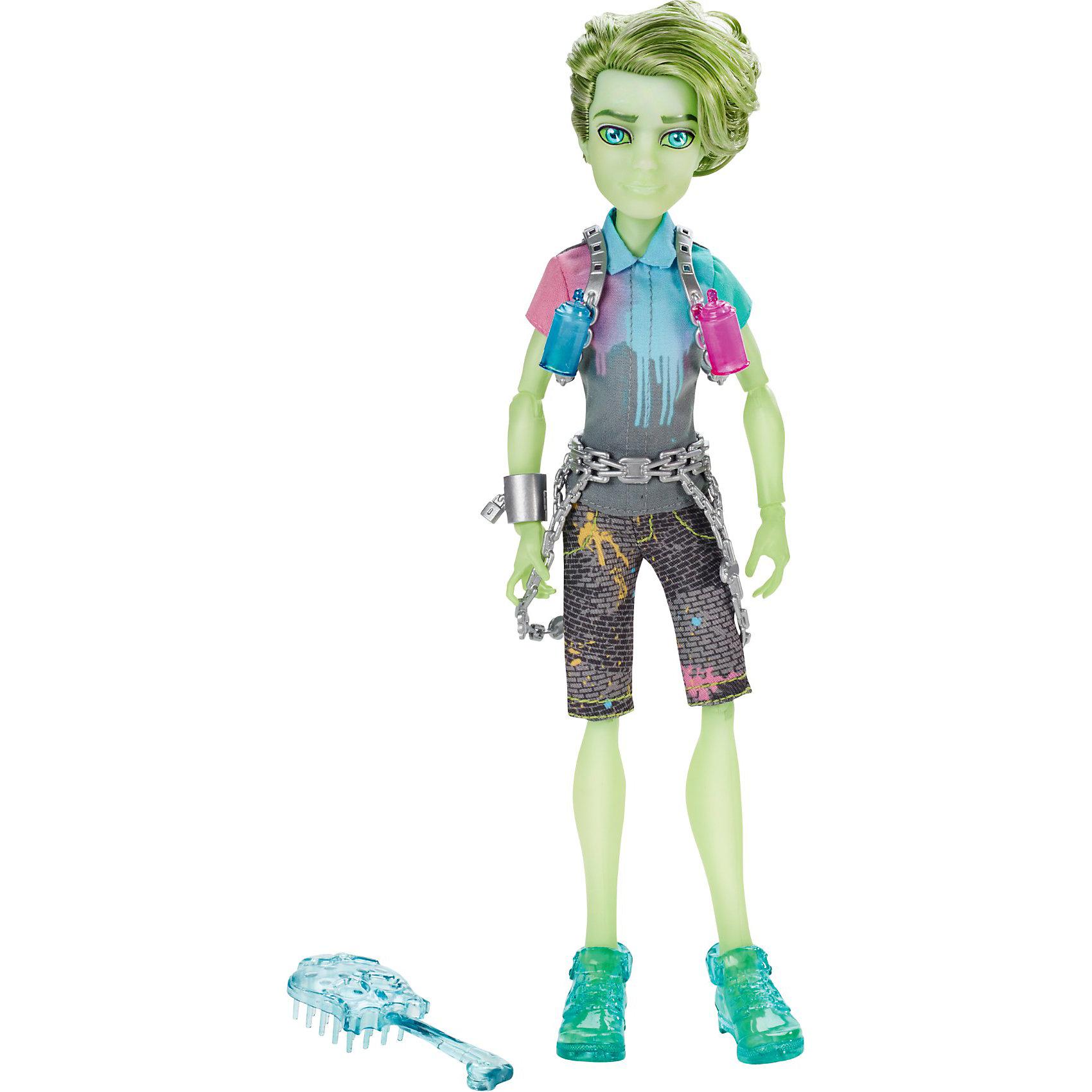 Кукла Портер Гейс Ученики-призраки, Monster High
