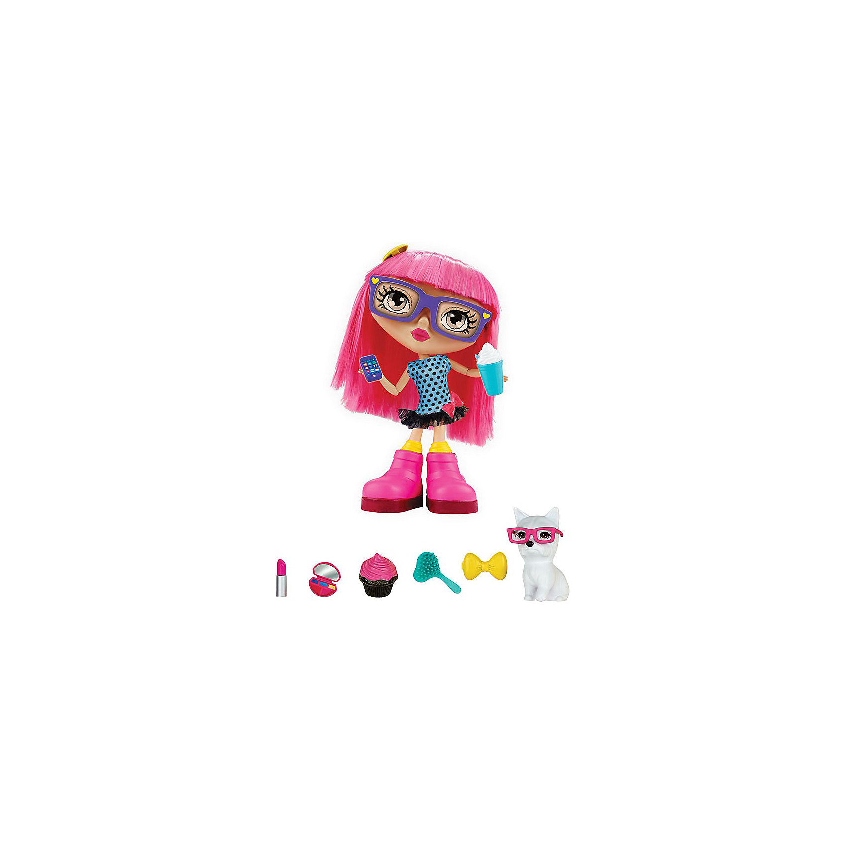 Интерактивная кукла Chatsters Gabby