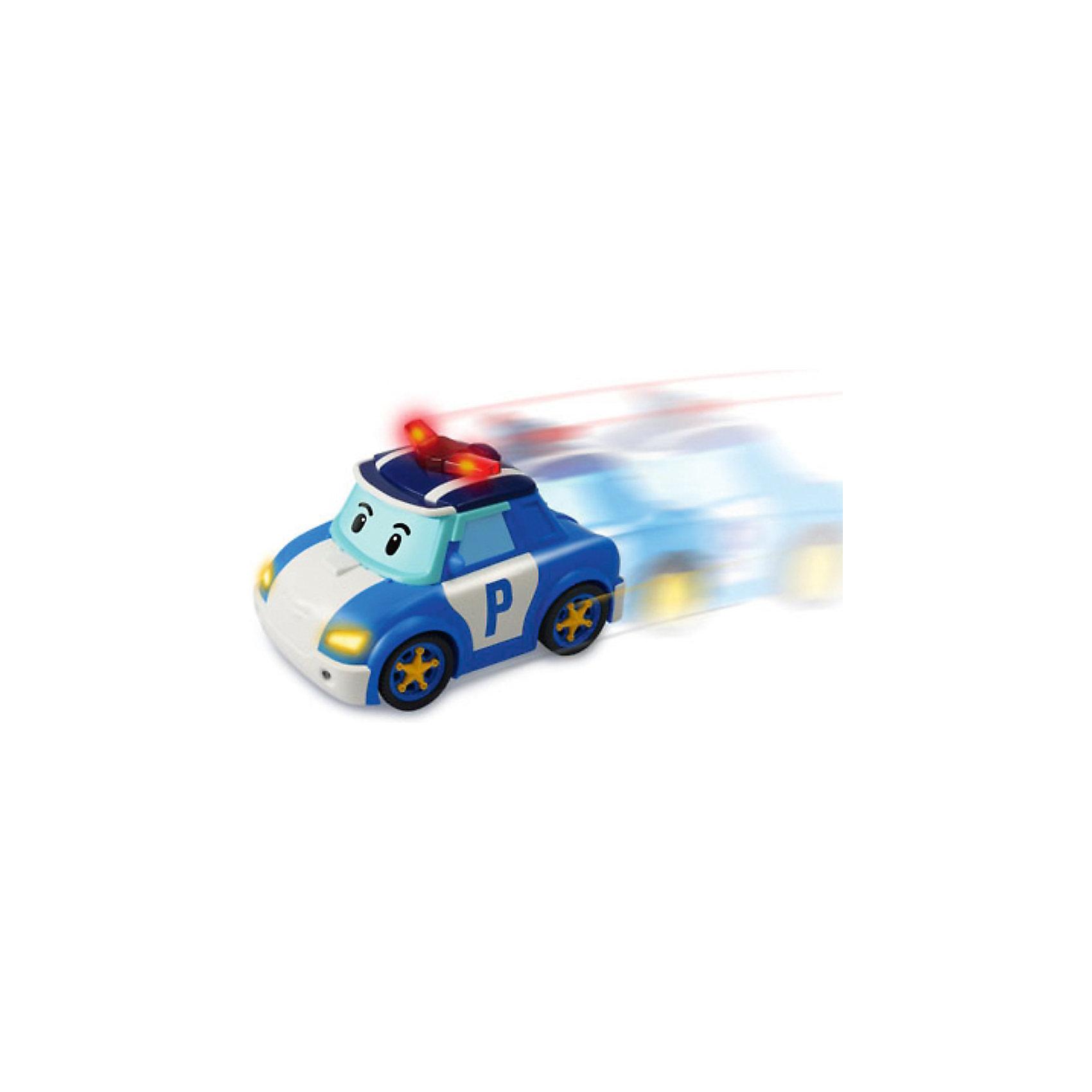 Поли - следуй за мной! на р/у, Робокар ПолиИгрушки<br>Машинка - герой известного и любимого мультфильма Robocar Poli. Принцип действия игрушки состоит во влиянии инфракрасного излучения в прилагаемом жезле на ИК-порт в машинке, которое заставляет ее двигаться за источником инфракрасного света. Аккуратно двигаясь между городскими объектами, направляемый жезлом полицейский Поли быстро и без ущерба доберется до места чрезвычайного происшествия. Прекрасная интерактивная машинка доставит много радости вашему ребенку. Научит его быть более внимательным, поможет изучить правила дорожного движения. <br><br>Дополнительная информация:<br><br>- Комплектация:  машинка, ИК- жезл<br>- Работает от 4 батареек АА. В комплект не входят.<br>- Материал: пластик, металл<br>- Радиоуправляемая<br>- Элементы питания: 4 батарейки типа AAA и 1 батарейка 6LR61-9V (приобретаются отдельно)<br>- Машина может двигаться в разных направлениях<br><br>Поли - следуй за мной! (на р/у, Робокар Поли) можно купить в нашем магазине.<br><br>Ширина мм: 240<br>Глубина мм: 180<br>Высота мм: 360<br>Вес г: 1171<br>Возраст от месяцев: 36<br>Возраст до месяцев: 84<br>Пол: Мужской<br>Возраст: Детский<br>SKU: 3861405