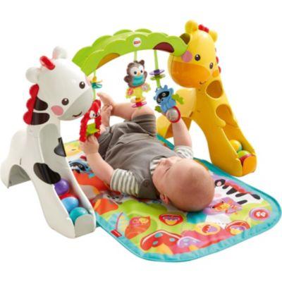 Mattel Игровой центр Растем вместе , Fisher-Price