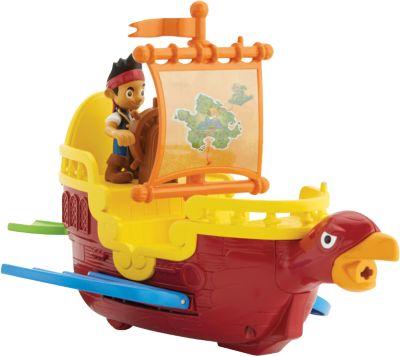 Mattel ѕиратский орабль ѕар¤щий 'регат , Fisher Price, ƒжейк и пираты Ќетландии