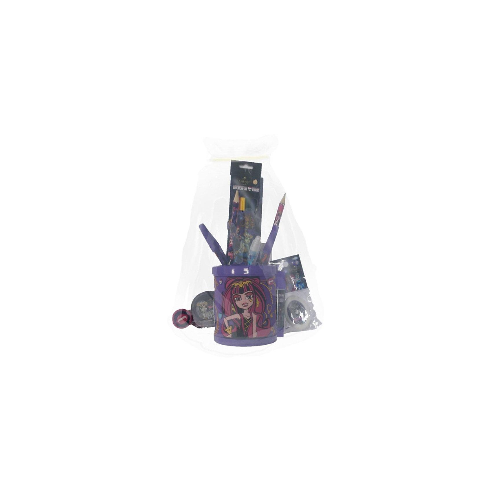 Подарочный набор в подставке, Monster High