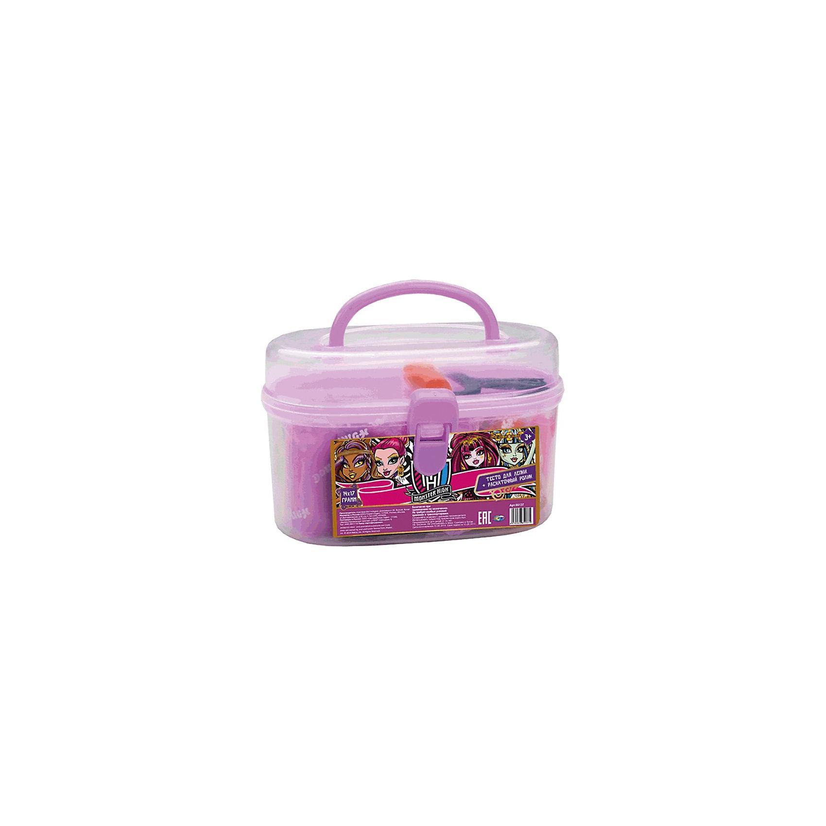 CENTRUM Тесто для лепки 14 цветов, Monster High купить цветочники уличные для цветов