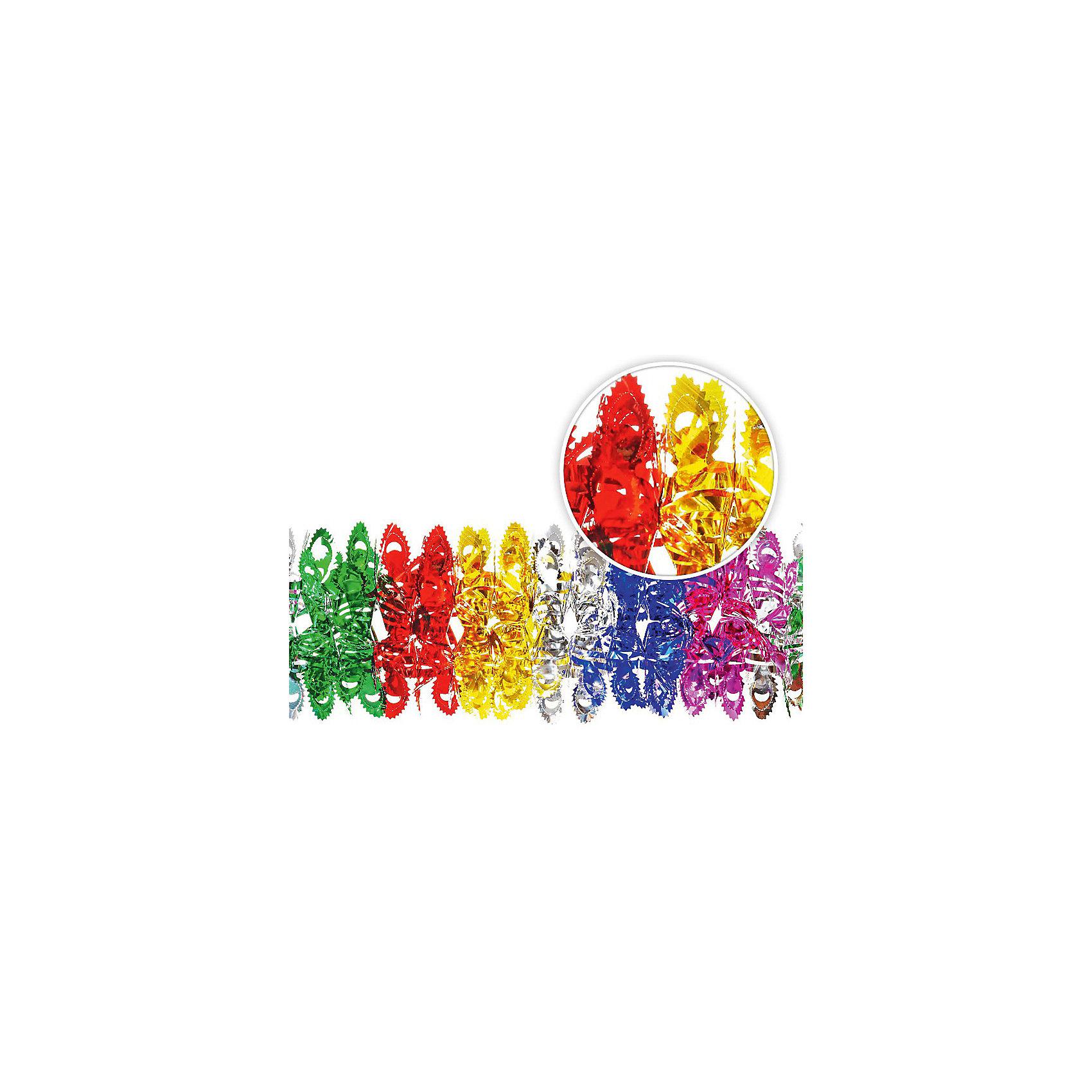 Растяжка фольгированная ФЕНИКС, TUKZARВсё для праздника<br>Растяжка фольгированная Феникс, Tukzar (Тукзар) станет замечательным украшением Вашего интерьера и поможет создать волшебную атмосферу новогодних праздников. Нарядная разноцветная растяжка с ажурными узорами будет чудесно смотреться в Вашей комнате или детской и радовать детей и взрослых. <br><br>Дополнительная информация:<br><br>- Диаметр: 29 см.<br>- Размер упаковки: 30 х 30 см.<br>- Вес: 108 гр. <br><br>Растяжку фольгированную Феникс, Tukzar (Тукзар) можно купить в нашем интернет-магазине.<br><br>Ширина мм: 300<br>Глубина мм: 300<br>Высота мм: 100<br>Вес г: 108<br>Возраст от месяцев: 36<br>Возраст до месяцев: 168<br>Пол: Унисекс<br>Возраст: Детский<br>SKU: 3875851