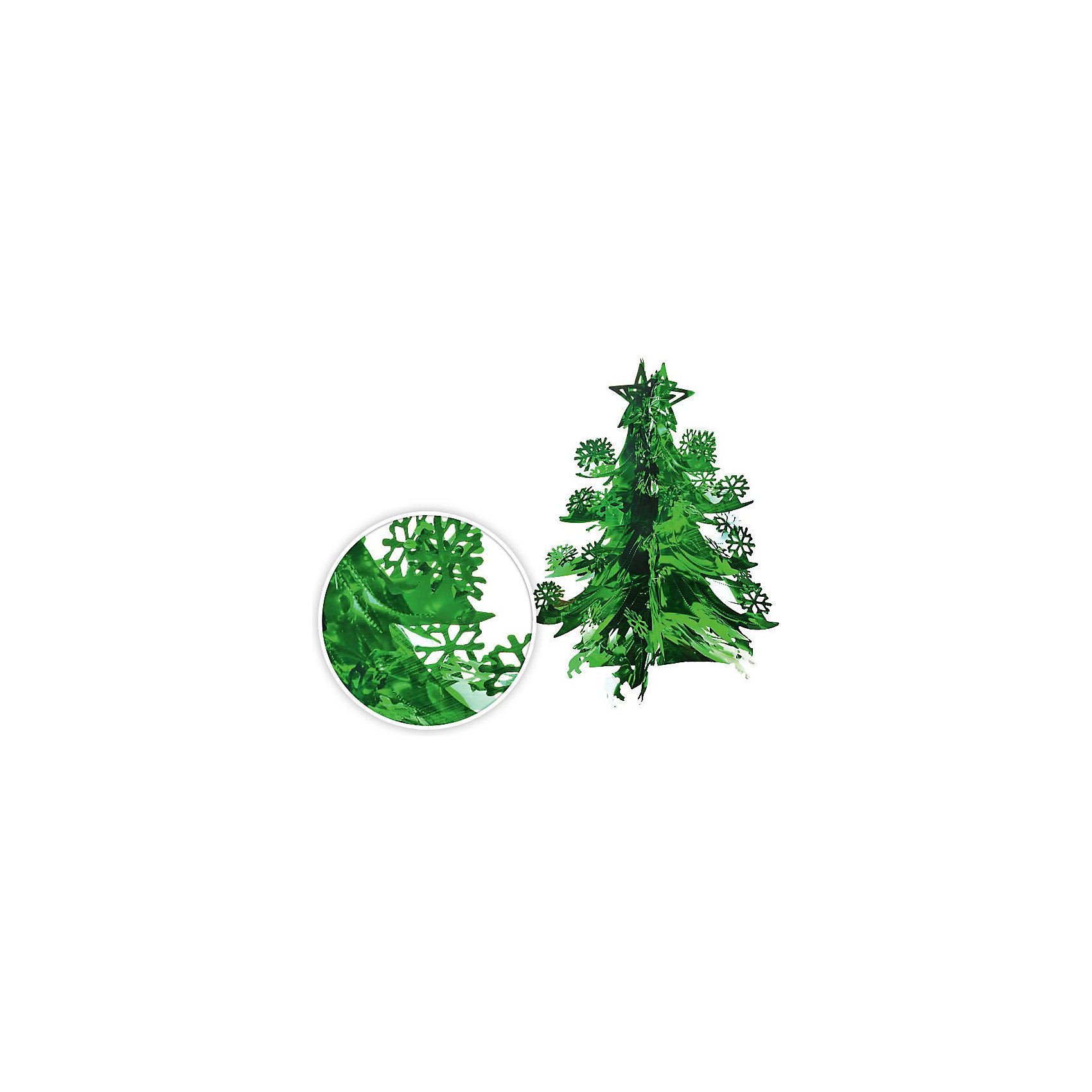 Украшение фольгированное Ёлка, TUKZARВсё для праздника<br>Украшение фольгированное Ёлка, Tukzar (Тукзар) замечательно украсит Ваш интерьер и поможет создать волшебную атмосферу новогодних праздников. Нарядная зеленая елочка с ажурными снежинками будет чудесно смотреться в Вашей комнате или детской и радовать детей и взрослых. <br><br>Дополнительная информация:<br><br>- Размер украшения: 47 х 20 см.<br>- Вес: 38 гр. <br><br>Украшение фольгированное Ёлка, Tukzar (Тукзар) можно купить в нашем интернет-магазине.<br><br>Ширина мм: 470<br>Глубина мм: 200<br>Высота мм: 200<br>Вес г: 38<br>Возраст от месяцев: 36<br>Возраст до месяцев: 168<br>Пол: Унисекс<br>Возраст: Детский<br>SKU: 3875852
