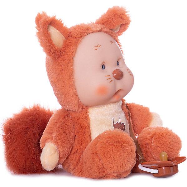 Бельчонок Ноя, YogurtinisМягкие игрушки животные<br>Пупсы Yogurtinis (Йогуртини) Лесные Друзья это новая серия милейших зверят от знаменитого производителя ароматных пупсов Yogurtinis (Йогуртини). Ароматный пупс и любимый лесной зверек в одной игрушке, лучшего подарка для малыша не придумать! Милый и пушистый Бельчонок Ноя станет лучшим другом малыша, ведь он только недавно родился и тоже с радостью познает мир. Ноя мягкий, приятный на ощупь, и как любой малыш бельчонок вкусно пахнет. Малыш упакован в баночку, стилизованную под банку с вареньем, что сделает подарок еще более выразительным. <br>Забавная мордочка, выполненная из мягкого прорезиненного пластика будет неизменно вызывать улыбку у окружающих и дарить положительные эмоции малышу!<br><br>Дополнительная информация:<br><br>- В комплекте: пупс  Бельчонок Ноя с соской в стилизованной банке для варенья;<br>- Новая серия Yogurtinis (Йогуртини) Лесные Друзья;<br>- Прекрасный подарок малышу;<br>- Мягкое тело;<br>- Прекрасный фруктовый аромат;<br>- Выразительное личико;<br>- Удобно брать в путешествия;<br>- Высота игрушки: 22 см;<br>- Размер упаковки: 14 х 14 х 18,5 см;<br>- Вес: 398 г<br><br>Бельченка Ноя, Yogurtinis (Йогуртини) можно купить в нашем интернет-магазине.<br>Ширина мм: 140; Глубина мм: 140; Высота мм: 185; Вес г: 398; Возраст от месяцев: 36; Возраст до месяцев: 72; Пол: Унисекс; Возраст: Детский; SKU: 3879021;