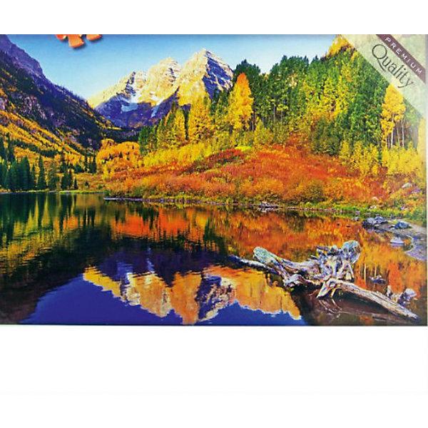 Пазл  Аспен, 1000 деталей, TreflПазлы для детей постарше<br>Пазл Аспен, Trefl - увлекательный набор для творчества, который будет интересен как детям так и их родителям. С помощью входящих в набор деталей Вы сможете собрать чудесный пейзаж с изображением живописного Аспена - одного из самых известных горнолыжных курортов в штате Колорадо (США). Скалистые горы Аспена и живописные осенние леса подарят вам тепло и умиротворение. <br><br>Пазл выполнен на каландрированной бумаге и отличается высоким качеством полиграфии и насыщенными цветами. Собрать пазл из 1000 деталей - не простая задача, поэтому лучше всего этот набор подойдет детям от 10 лет и взрослым. Собирание пазла способствует развитию логического мышления, внимания, мелкой моторики и координации движений.<br><br>Дополнительная информация:<br><br>- Материал: картон.<br>- Размер собранной картинки: 68,3 х 48 см.<br>- Размер упаковки: 40,1 х 27 х 6 см. <br>- Вес: 0,75 кг.<br><br> Пазл Аспен, Trefl можно купить в нашем интернет-магазине.<br><br>Ширина мм: 270<br>Глубина мм: 401<br>Высота мм: 60<br>Вес г: 750<br>Возраст от месяцев: 144<br>Возраст до месяцев: 1188<br>Пол: Унисекс<br>Возраст: Детский<br>Количество деталей: 1000<br>SKU: 3879941