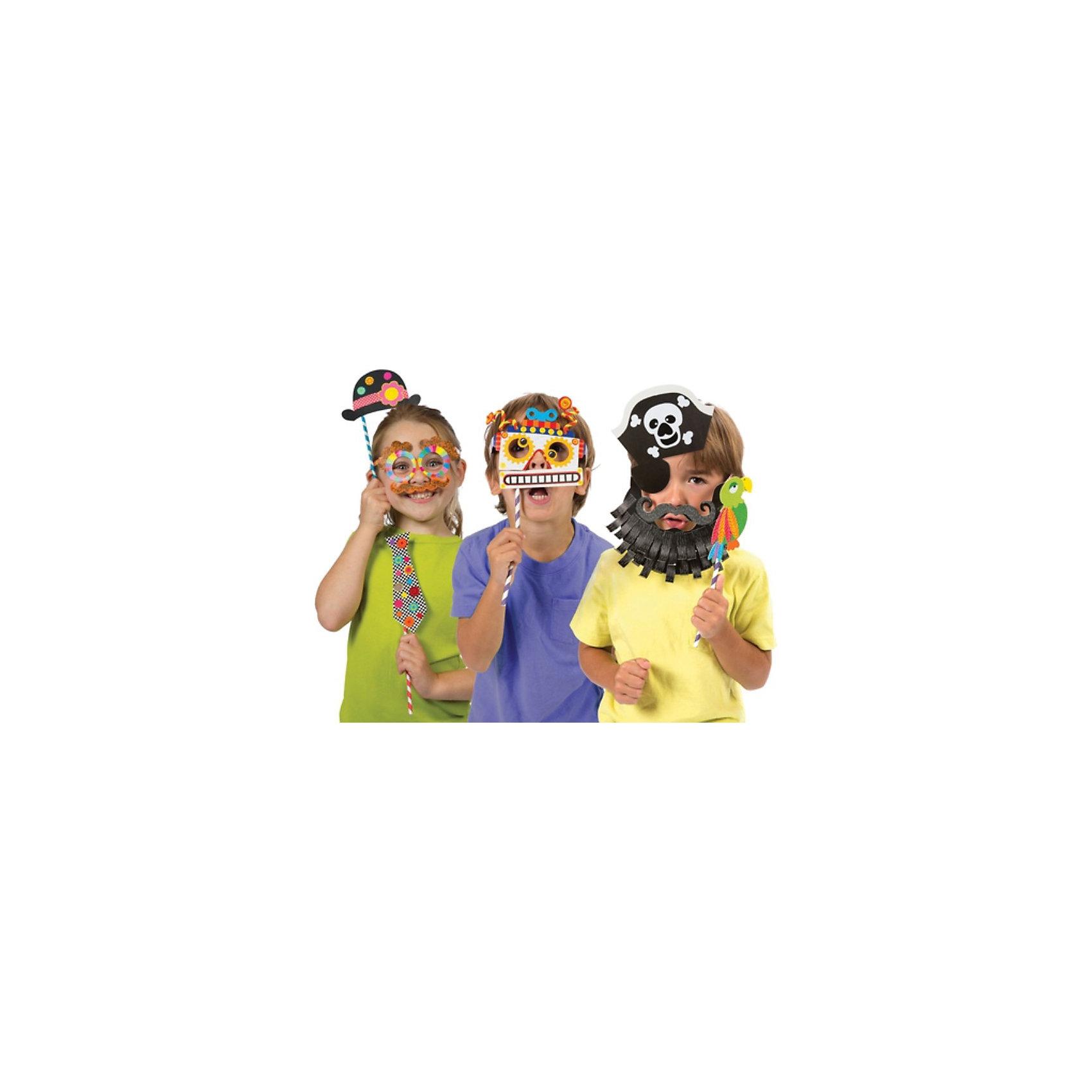 """Набор для создания забавных масок """"Рассмеши меня"""", ALEX от myToys"""