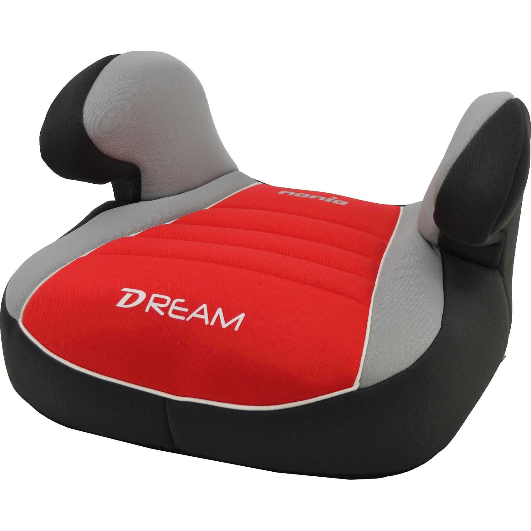 Автокресло Dream LX, 15-36 кг., Nania, agora carmin