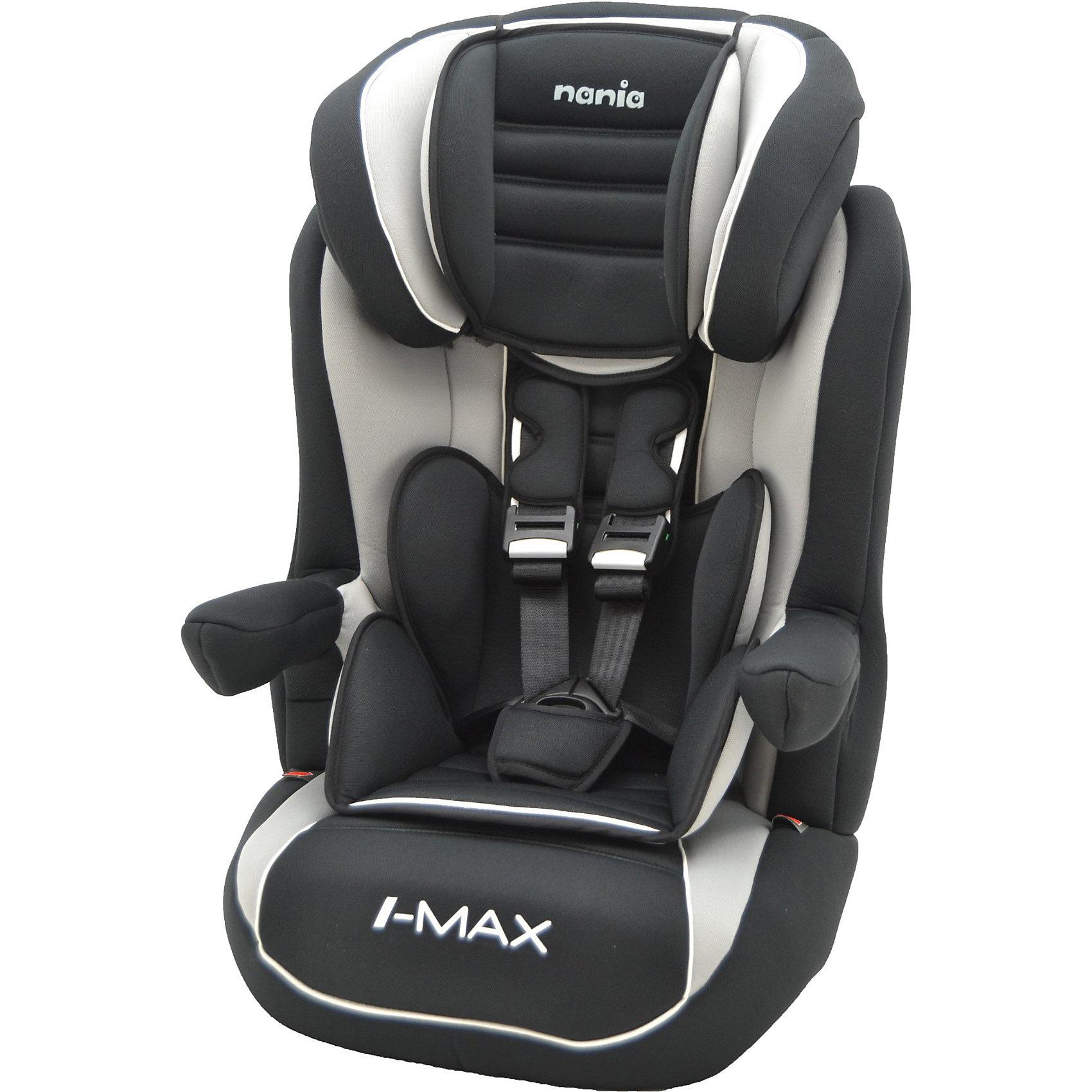 Автокресло Imax SP LX , 9-36 кг., Nania, agora black