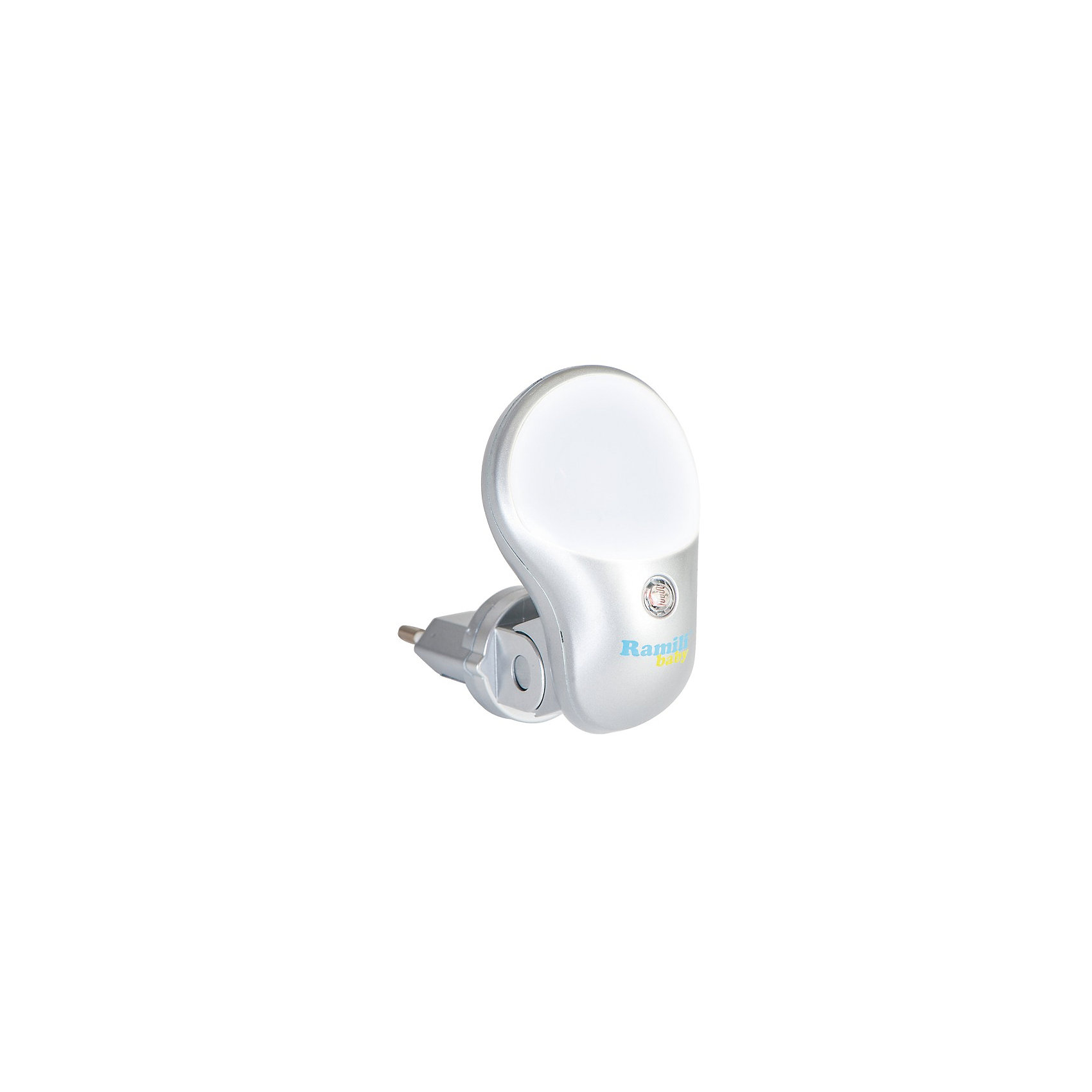 Автоматический детский ночник Baby BNL200, RamiliИдеи подарков<br>Этот необычный ночник создаст в комнате ребенка атмосферу сказки, наполнив детскую комнату необычными узорами, которые проецируются на стену и потолок. Автоматический детский ночник Baby BNL200, Ramili включается в темноте или в условиях недостаточного освещения.  Выключается автоматически при достаточном освещении. <br>Ночник имеет компактные размеры, устанавливается напрямую в розетку, поэтому не занимает много места.<br><br>Дополнительная информация:<br><br>Двухсторонний: проектор и ночник. <br>Цветные фигуры проецируются на стену.<br>С лицевой стороны «мягкий» LED свет. <br>Яркость свечения регулируется при наклоне корпуса: ближе к стене - меньше, дальше от стены - больше.<br>Мощность ламп: 16 Вт<br>Питание от сети 220В<br><br>Автоматический детский ночник Baby BNL200, Ramili можно купить в нашем магазине.<br><br>Ширина мм: 110<br>Глубина мм: 20<br>Высота мм: 85<br>Вес г: 120<br>Возраст от месяцев: 0<br>Возраст до месяцев: 36<br>Пол: Унисекс<br>Возраст: Детский<br>SKU: 3893040