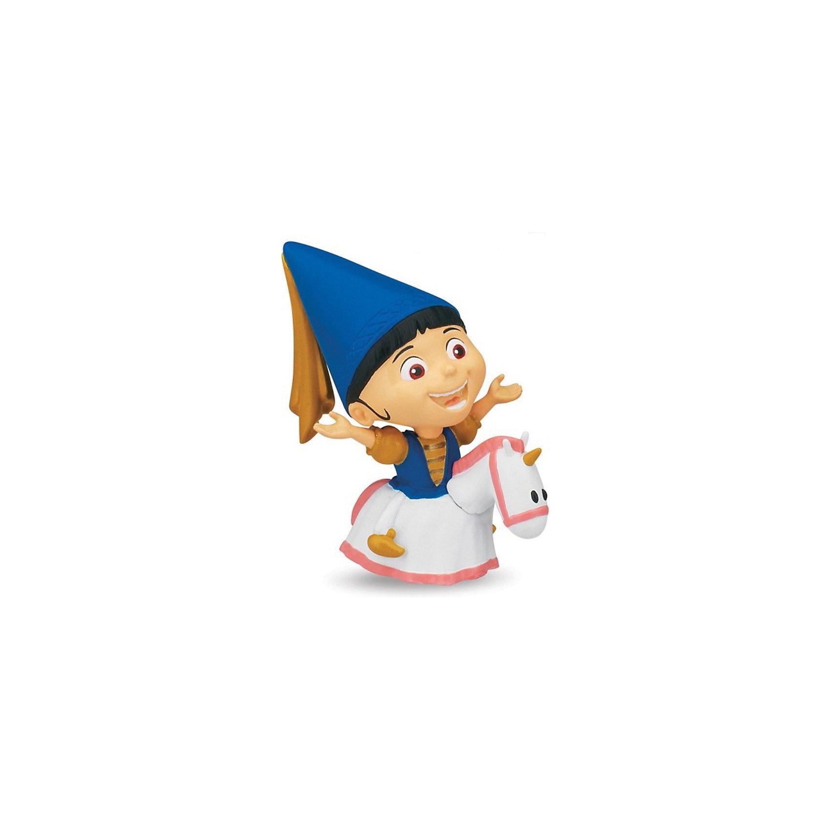 Принцесса Агнес,  Гадкий ЯИгрушки<br>Фигурка Принцессы Агнес, Гадкий Я создана по мотивам популярного мультфильма Гадкий Я (Despicable Me) и придется по душе всем его поклонникам. Маленькая девочка Агнес - одна из героинь мультфильма, приемная дочь злодея Грю, создавшего армию миньонов. Она очень любит единорогов, особенно больших и пушистых. В наборе Агнес представлена в образе принцессы верхом на своем любимом единороге. У фигурки подвижные руки.<br><br>Дополнительная информация:<br><br>- Материал: пластик.<br>- Высота фигурка: 5 см.<br>- Размер упаковки: 10 х 5 х 19 см.<br>- Вес: 100 гр.<br><br>Принцессу Агнес, Гадкий Я можно купить в нашем интернет-магазине.<br><br>Ширина мм: 100<br>Глубина мм: 50<br>Высота мм: 190<br>Вес г: 100<br>Возраст от месяцев: 36<br>Возраст до месяцев: 84<br>Пол: Женский<br>Возраст: Детский<br>SKU: 3893468
